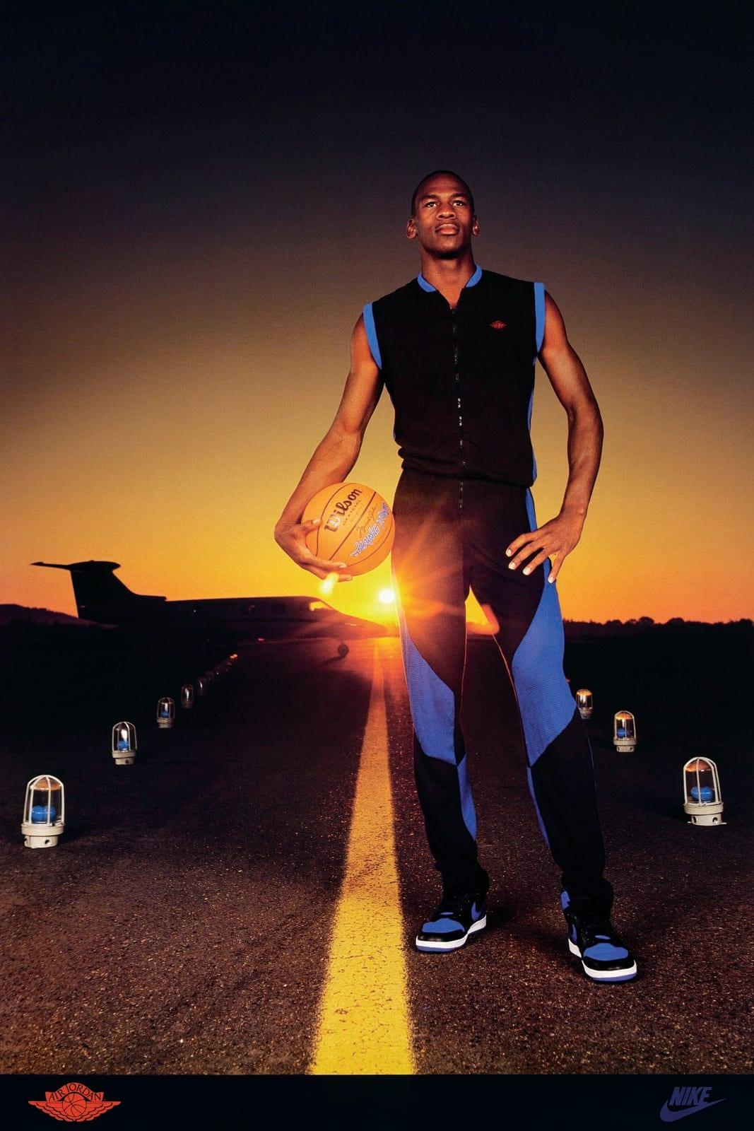 How Michael Jordan Made The Royal Air Jordan 1 Iconic