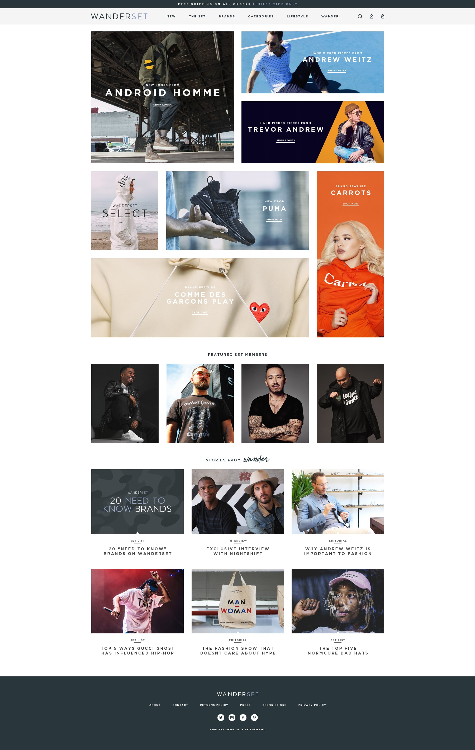 karmaloop founder greg selkoe launches new men u0027s online shopping
