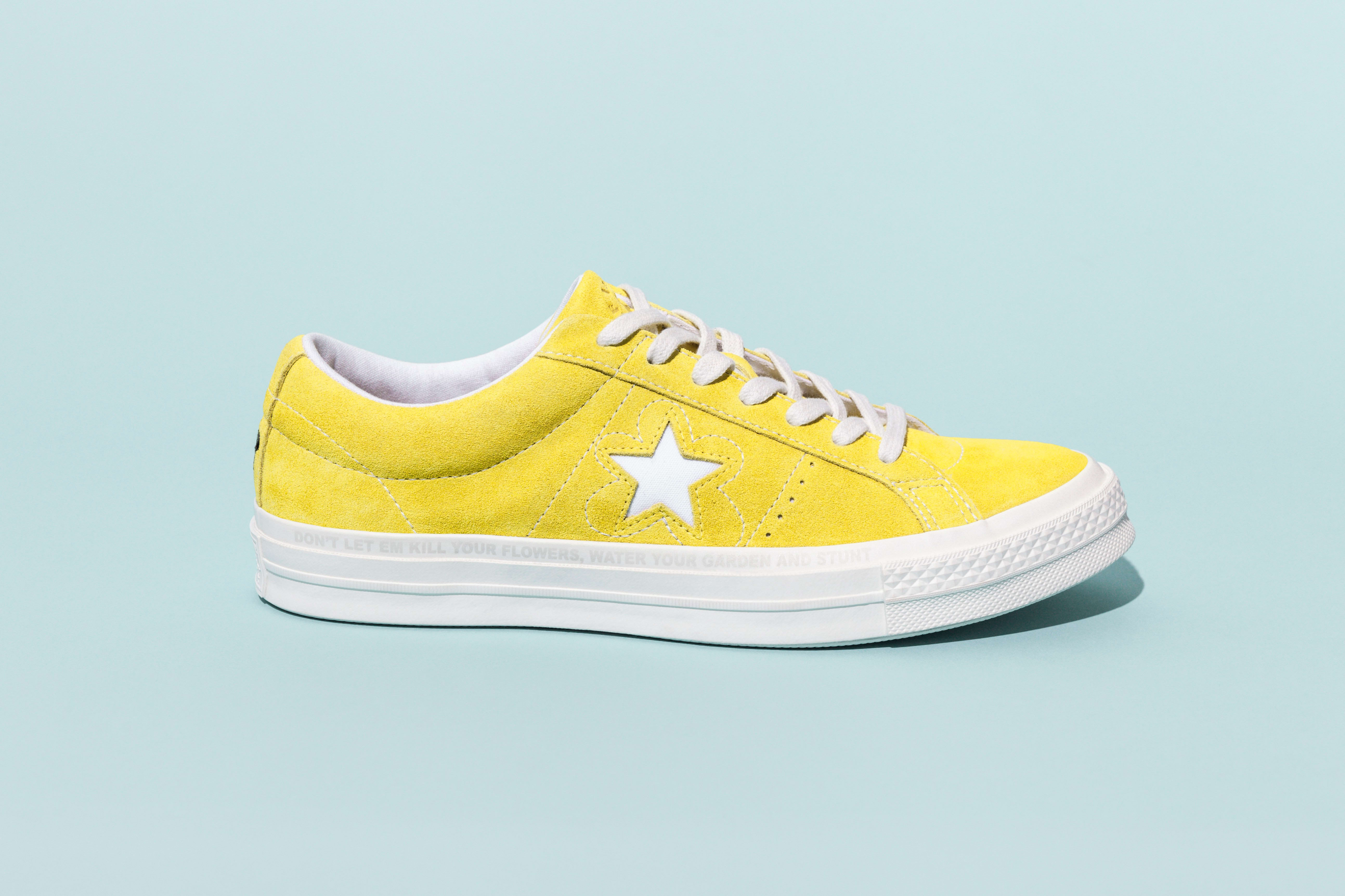 The highly anticipated One Star x Golf le Fleur collection ...