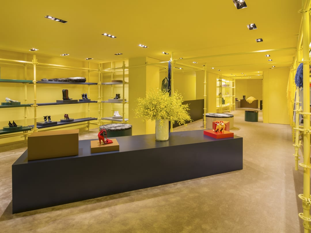 Calvin Klein Madison Ave. Interior 4