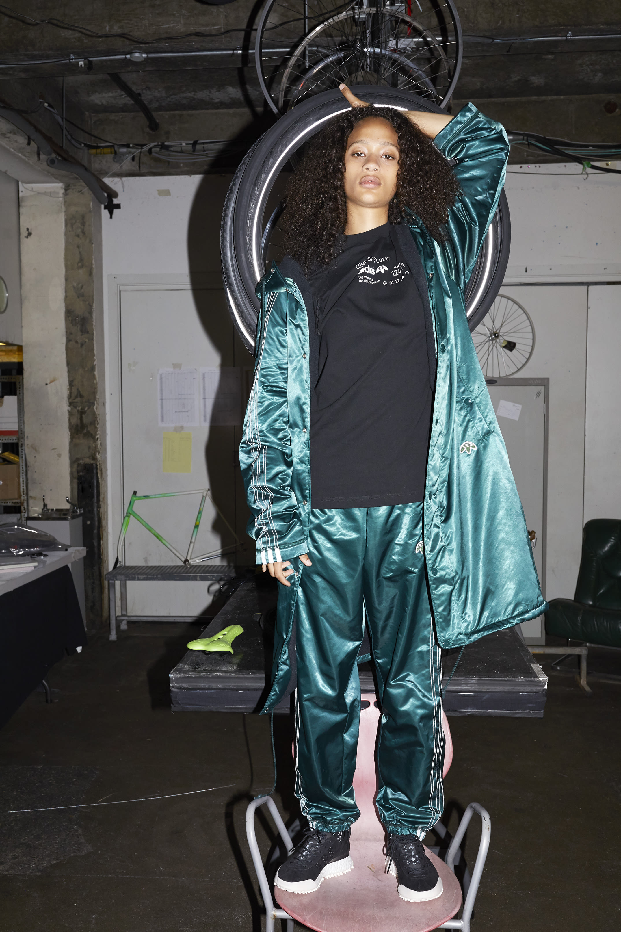 Alexander Wang Turns to Gorpcore for Season 4 of His Adidas