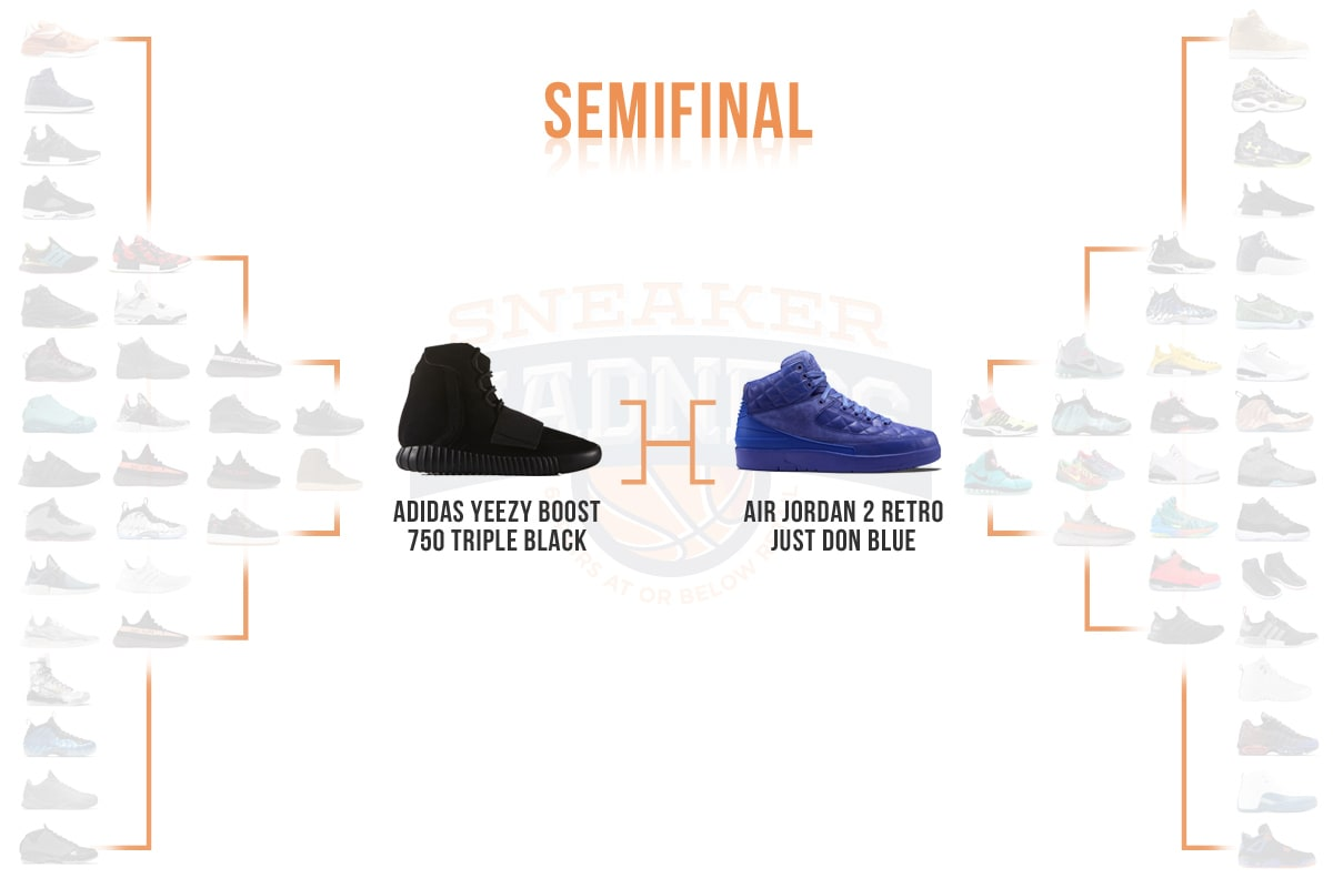 Complex Sneakers x StockX Sneaker Madness Semi Final