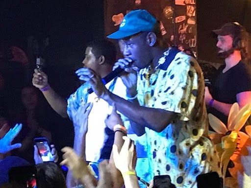 Tyler live