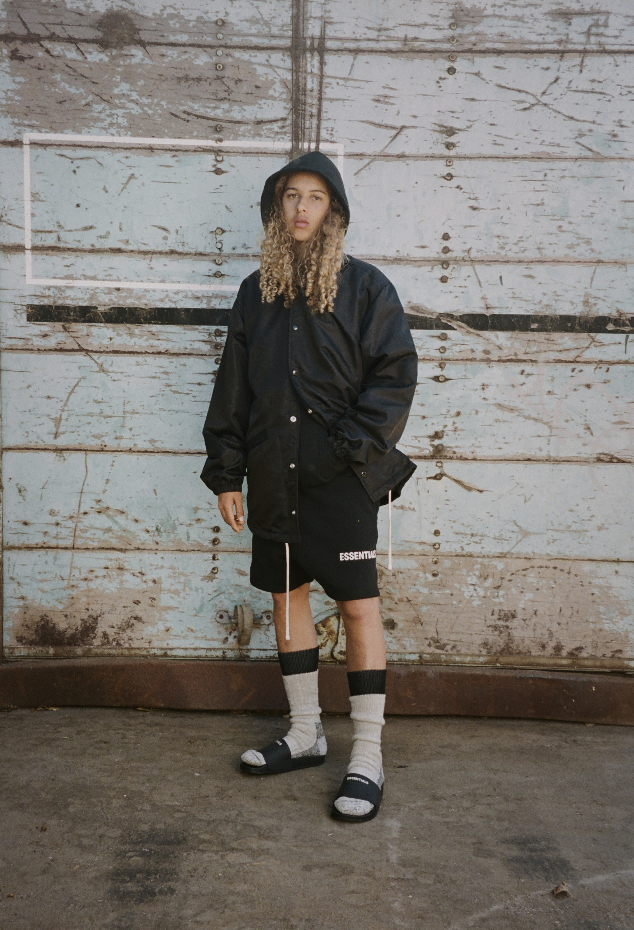 Fear of God Essentials Look 17