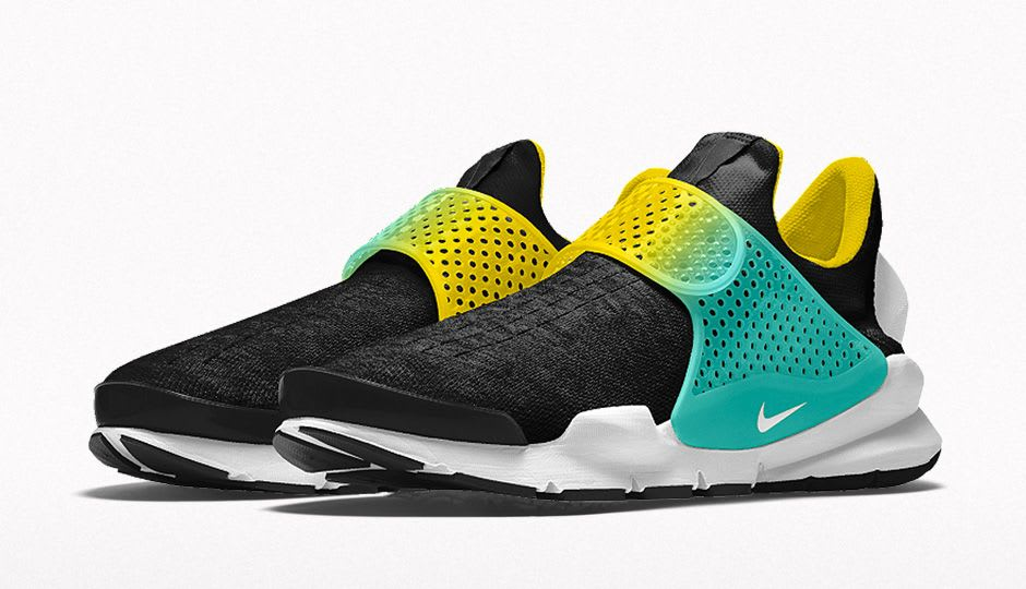 Nike iD Sock Dart New Options Multicolor Strap