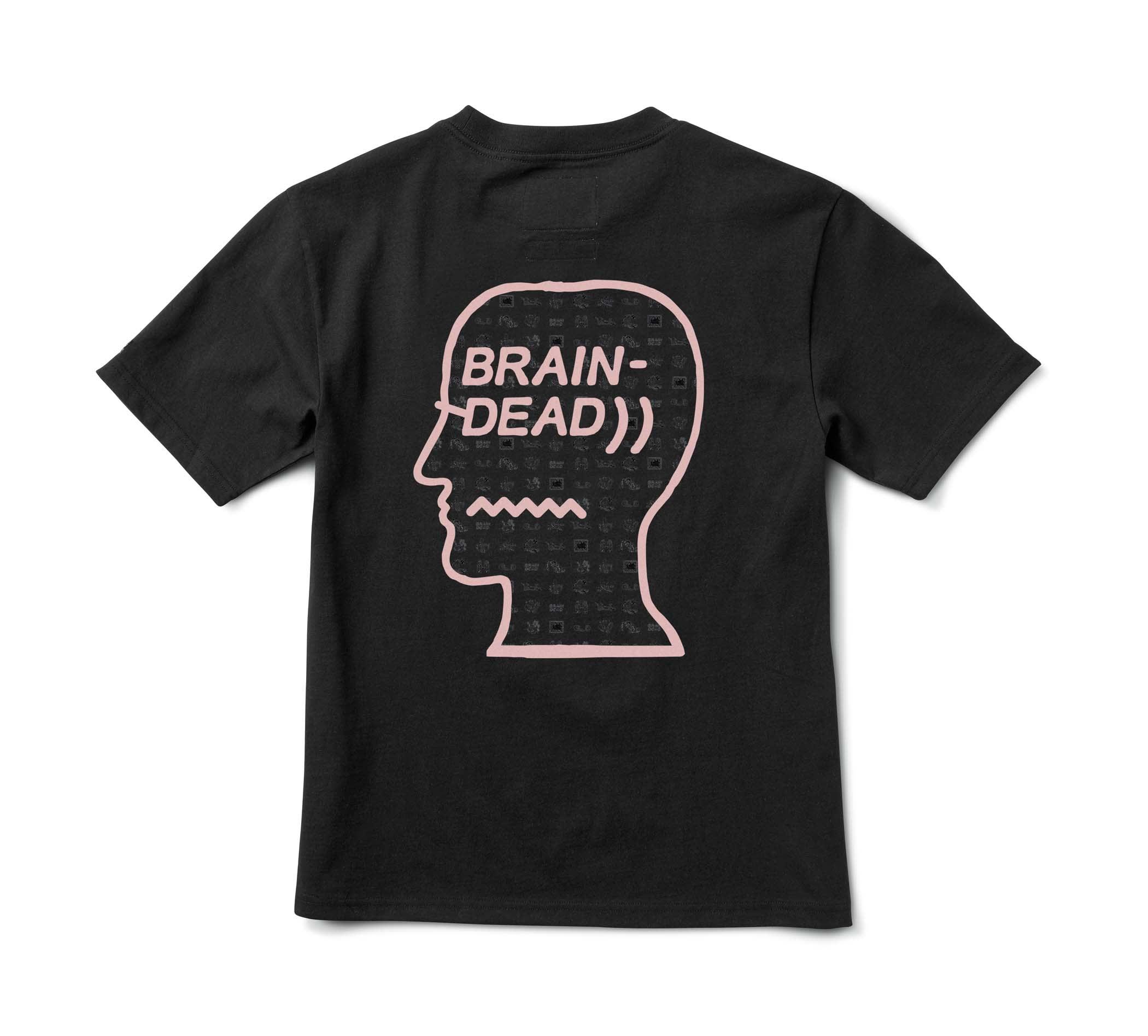 vans vault brain dead