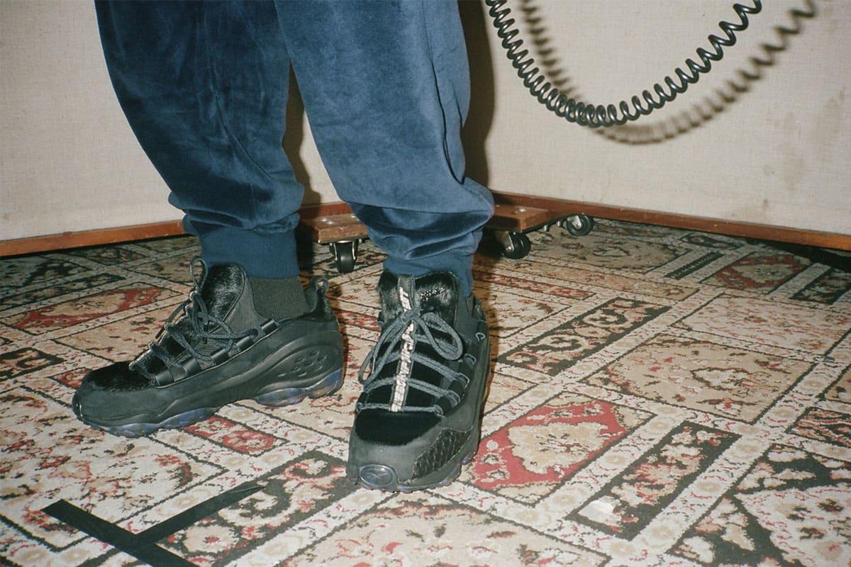 0a44ba384fa3 Cam ron Talks New Reebok Sneaker and Mase Beef  Blog - Fashion Consul