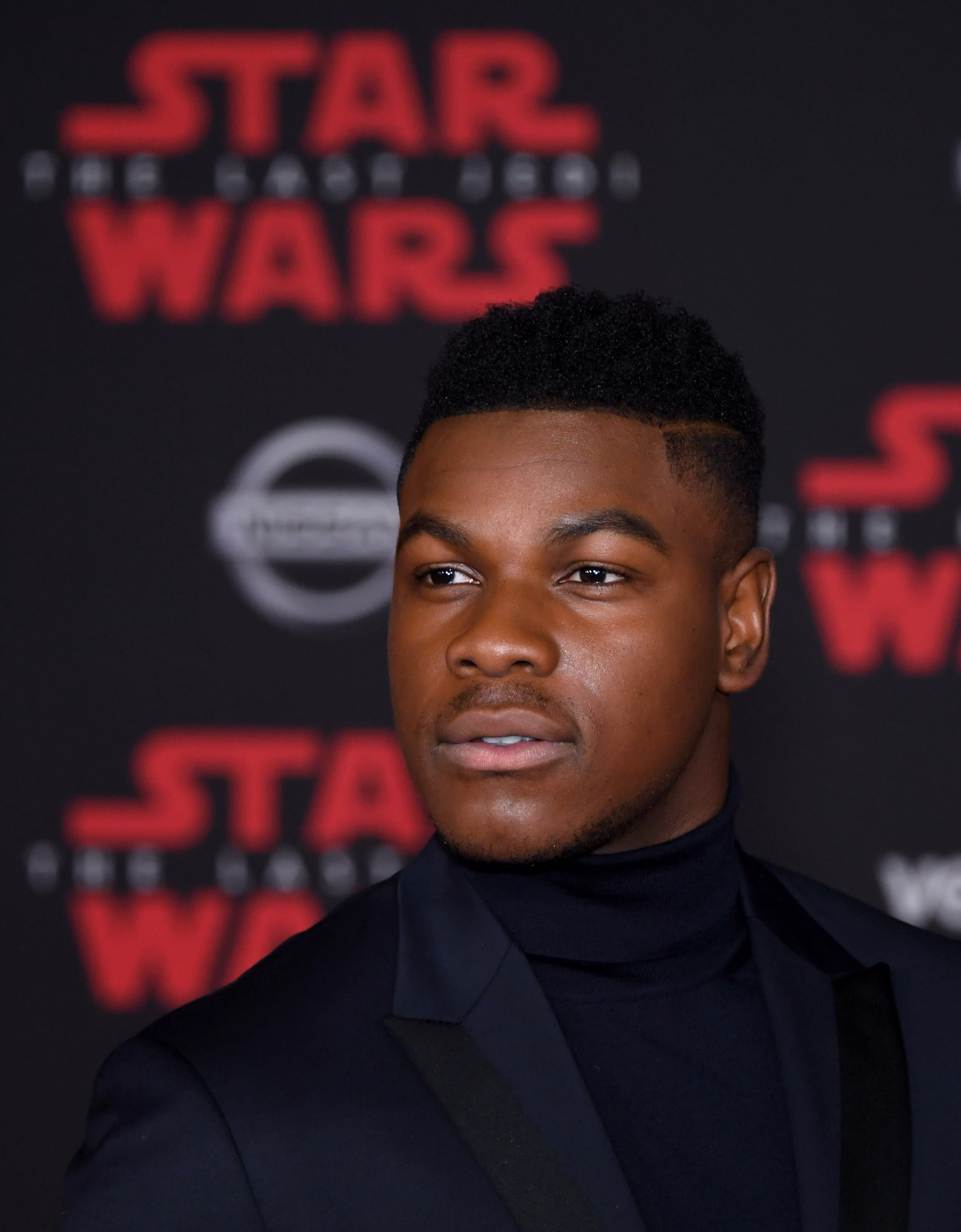 John Boyega The Last Jedi