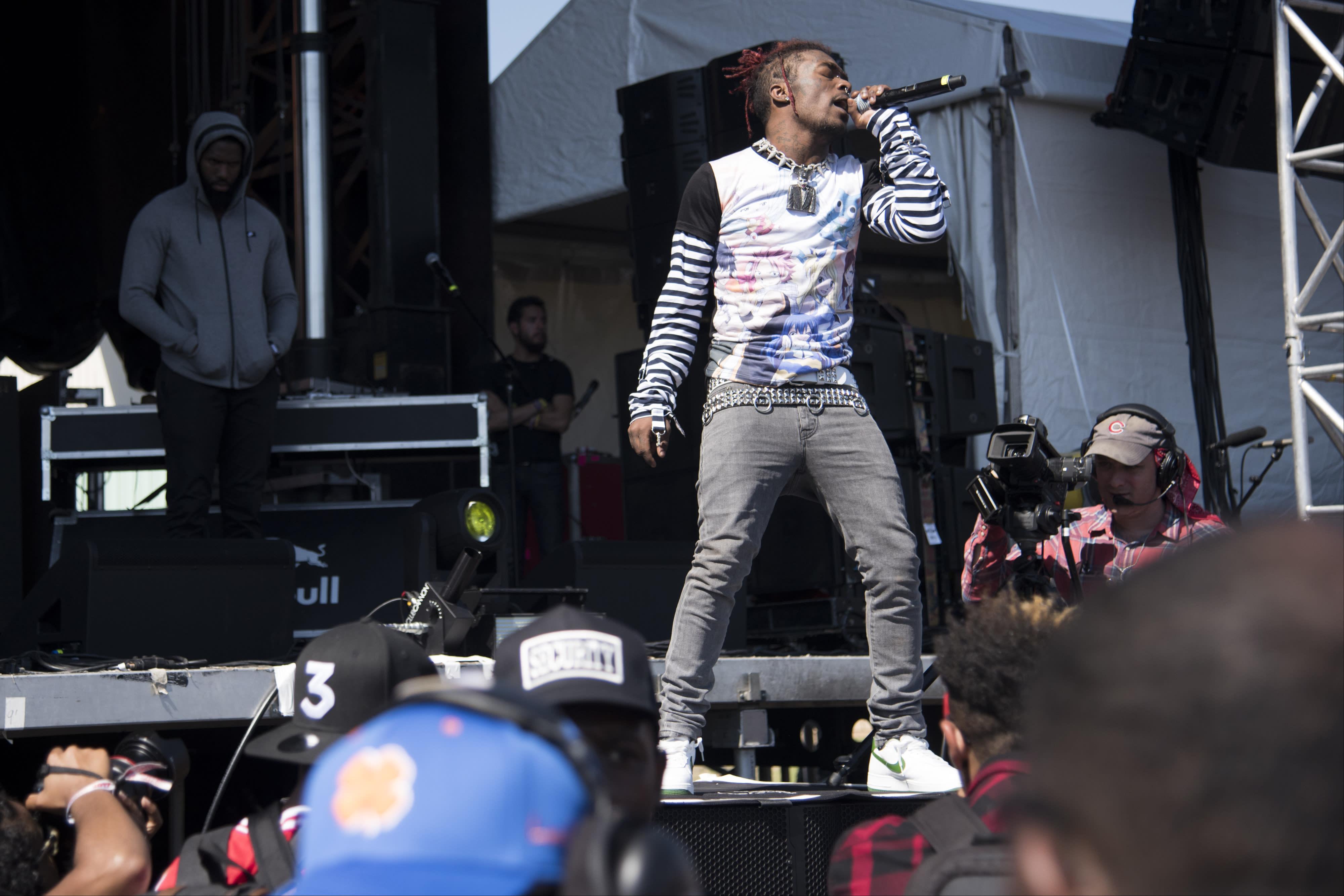 Lil Uzi Performance