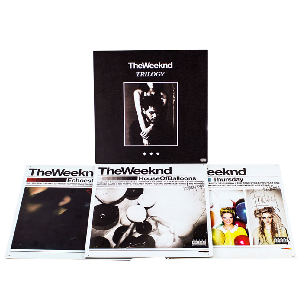 This is a photo of Trilogy.