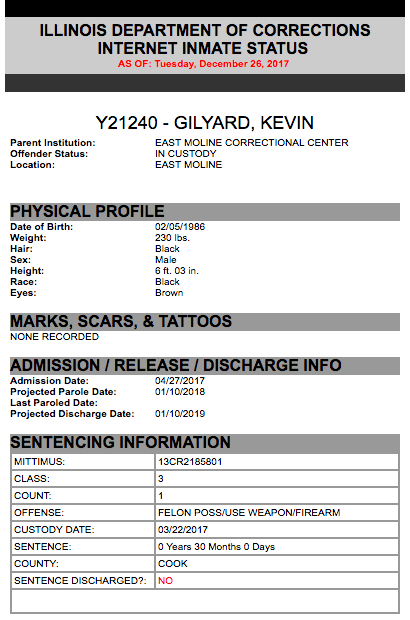 Kevin Gates' Parole Date Has Been Pushed Up