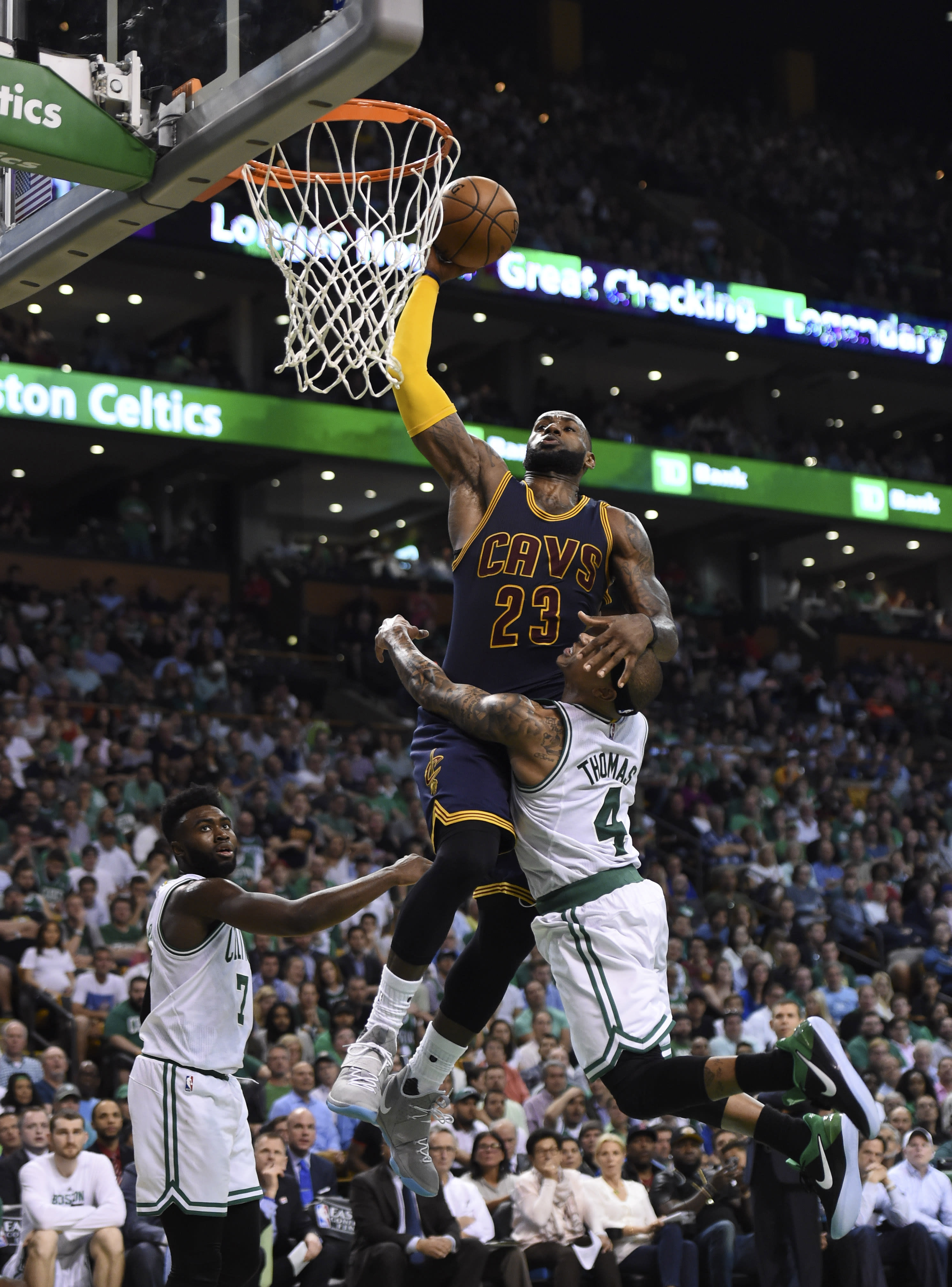 4 Things We Learned From Game 1 of Cavs-Celtics | Complex