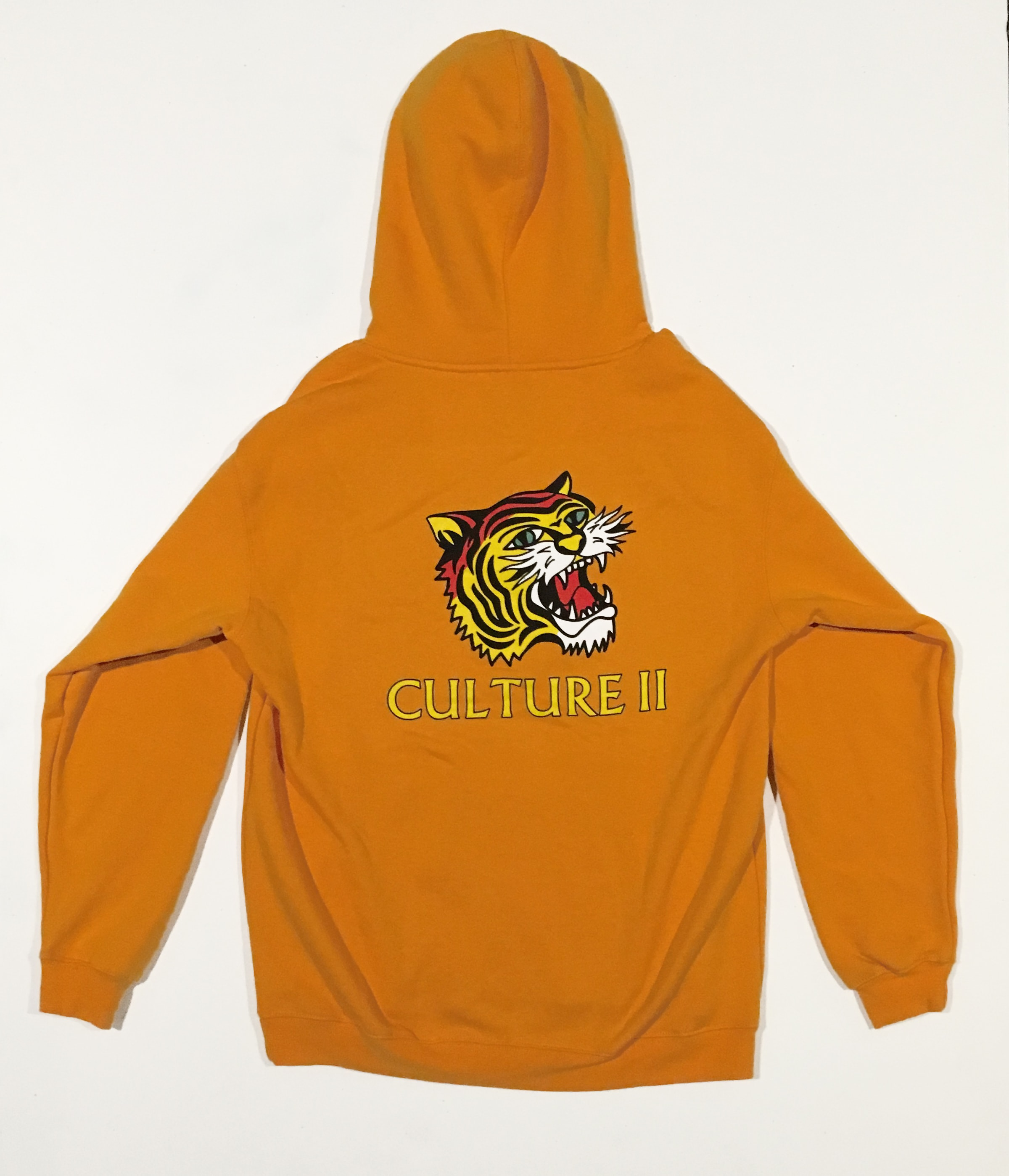Migos 'Culture II' Merch Hoodie (Back)