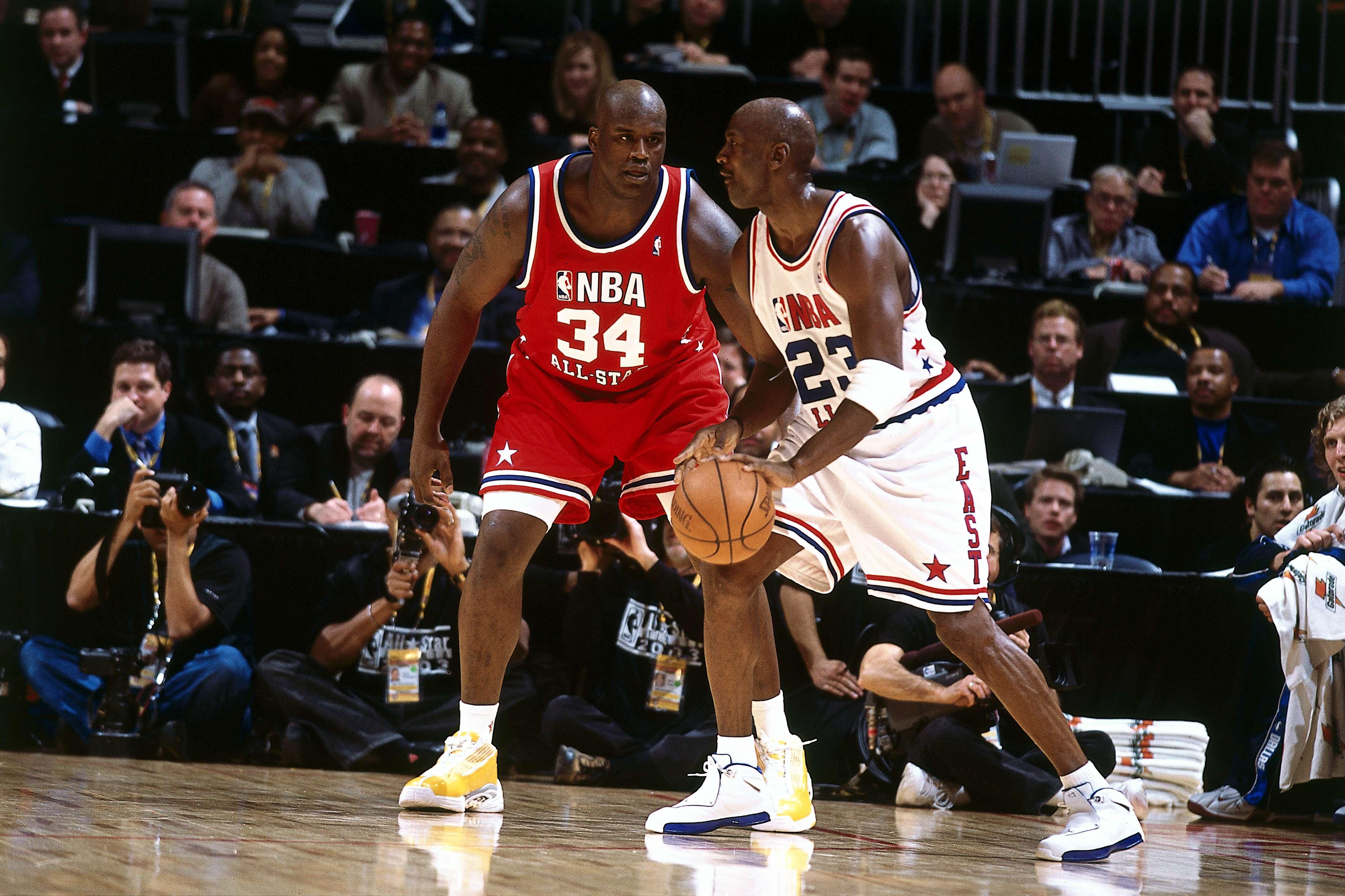 Michael Jordan 2003