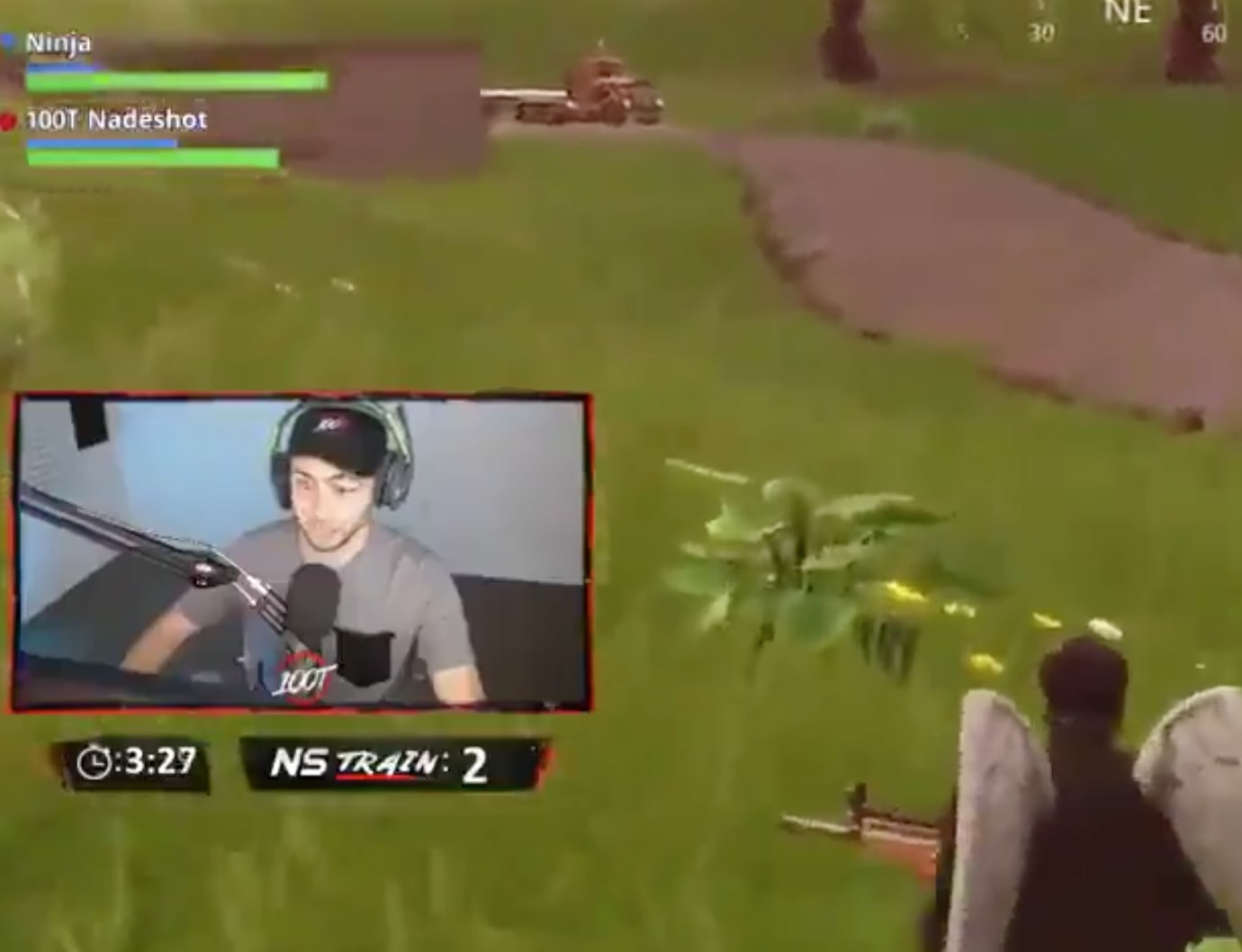 Ninja Faces Backlash After Appearing to Use N-Word During 'Fortnite