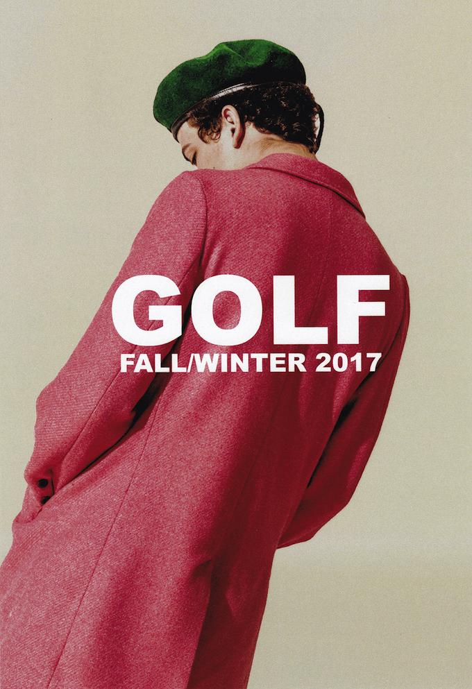 Golf Wang Fall/Winter 2017 Lookbook