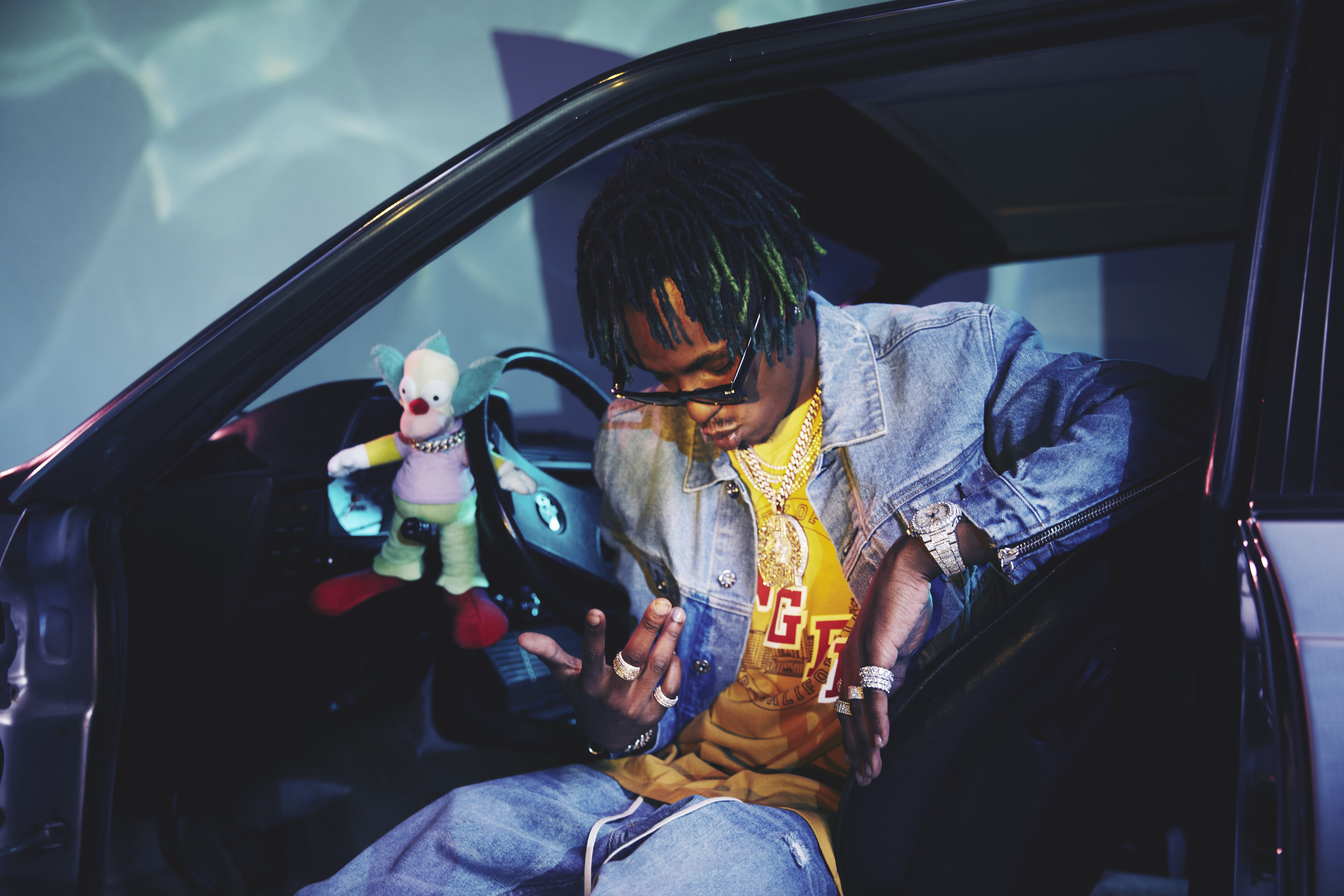 Mr. Completely x PacSun 'MRCLA' campaign featuring Rich the Kid