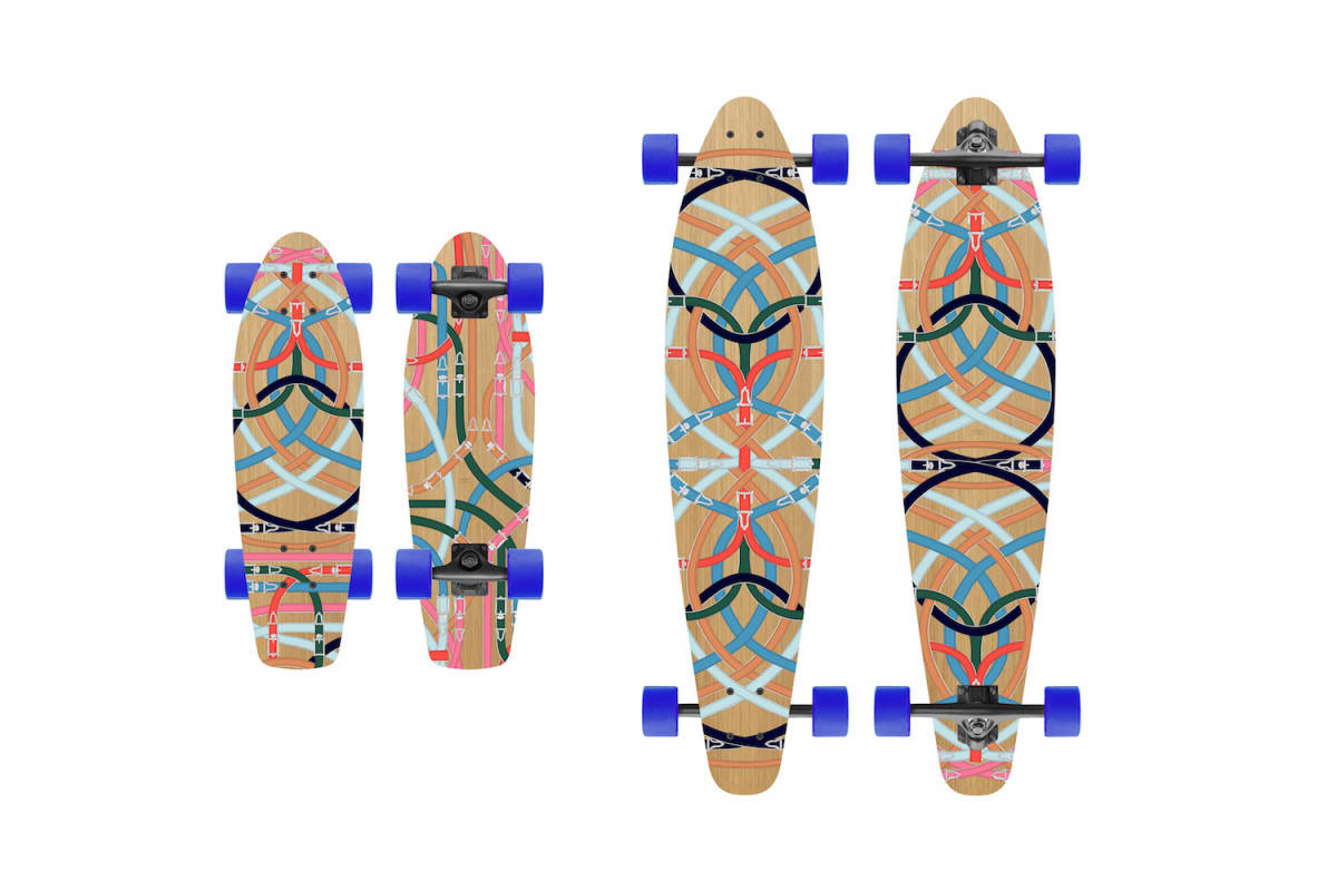 Hermes Skateboards