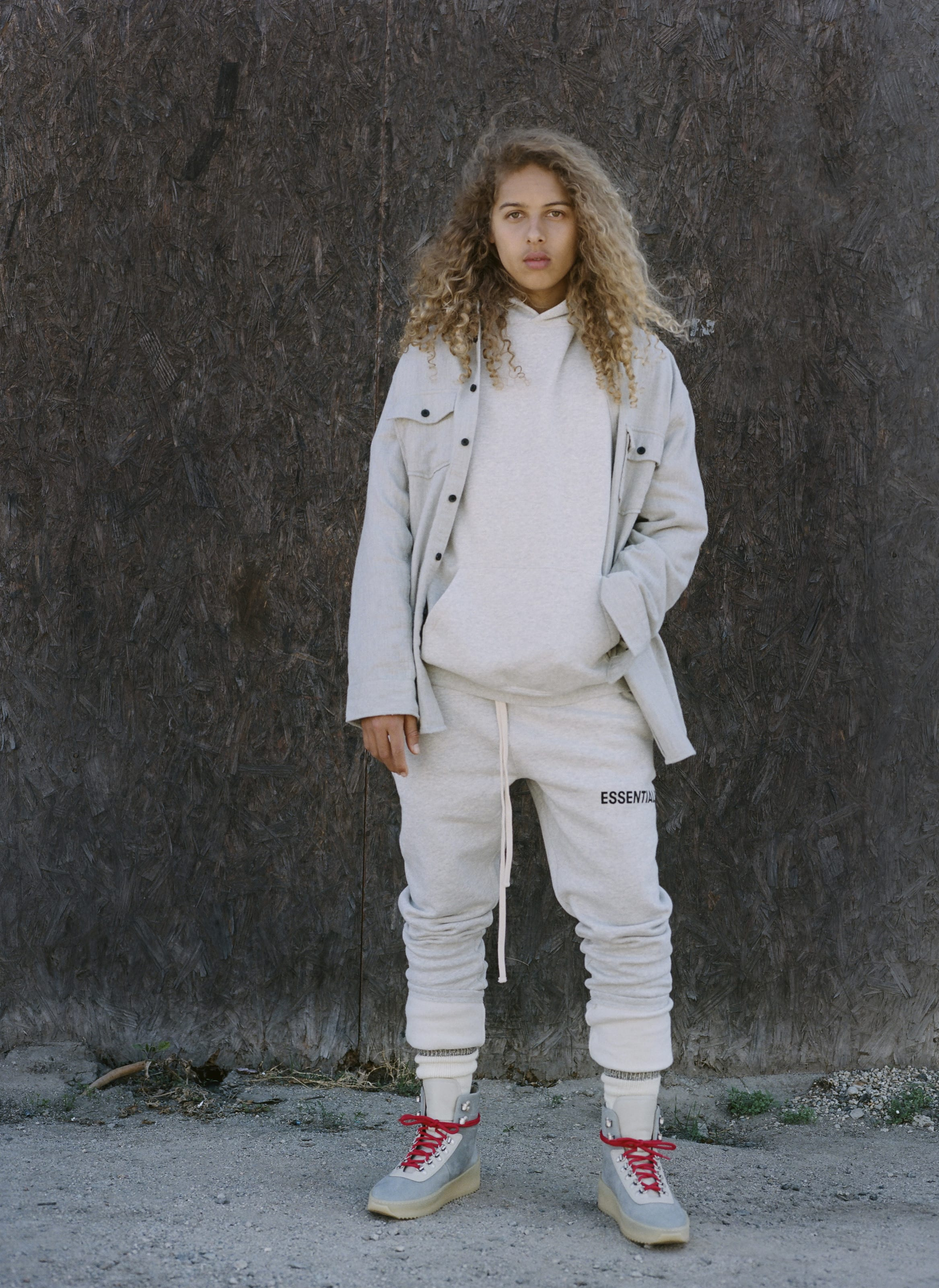 Fear of God Essentials Look 11