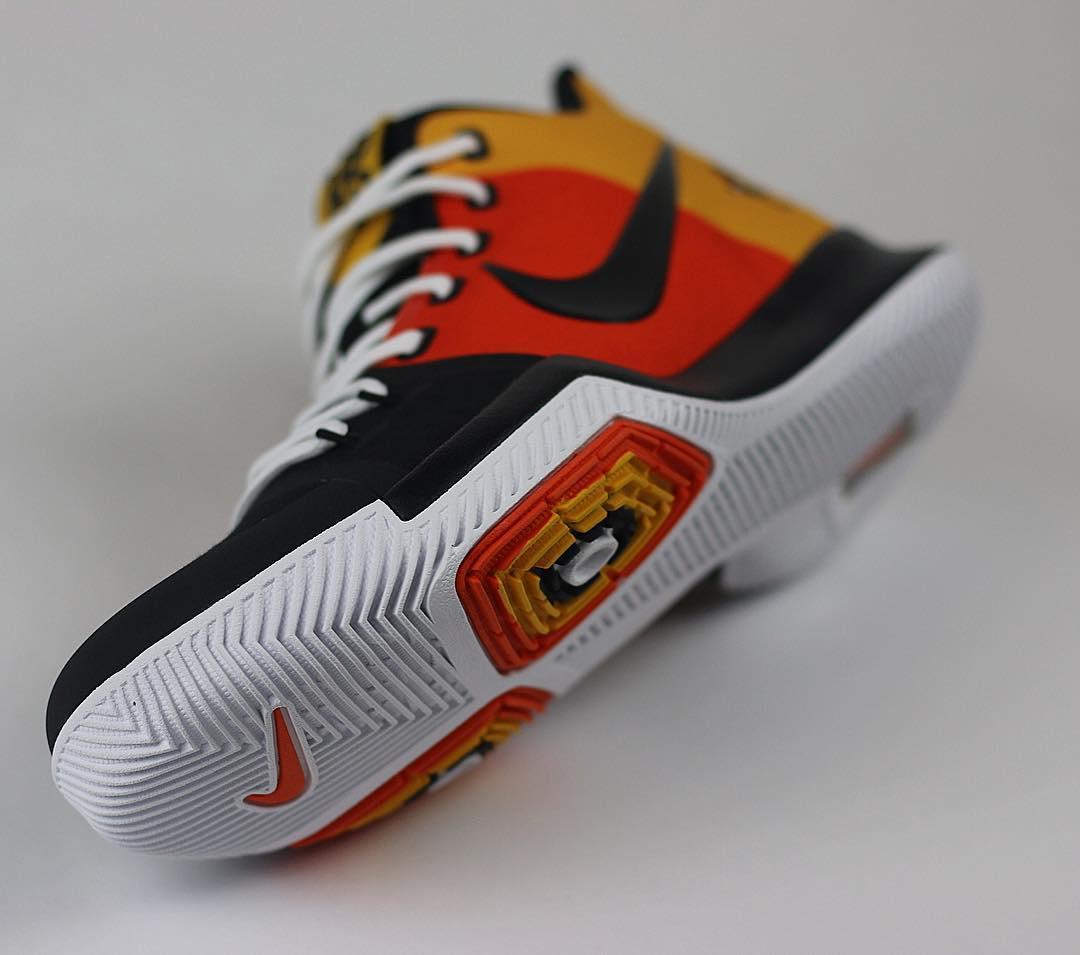 11a56b2c71cb ... PE Black Orange Yellow ... Nike Kyrie 3 Raygun Sole Collector ...