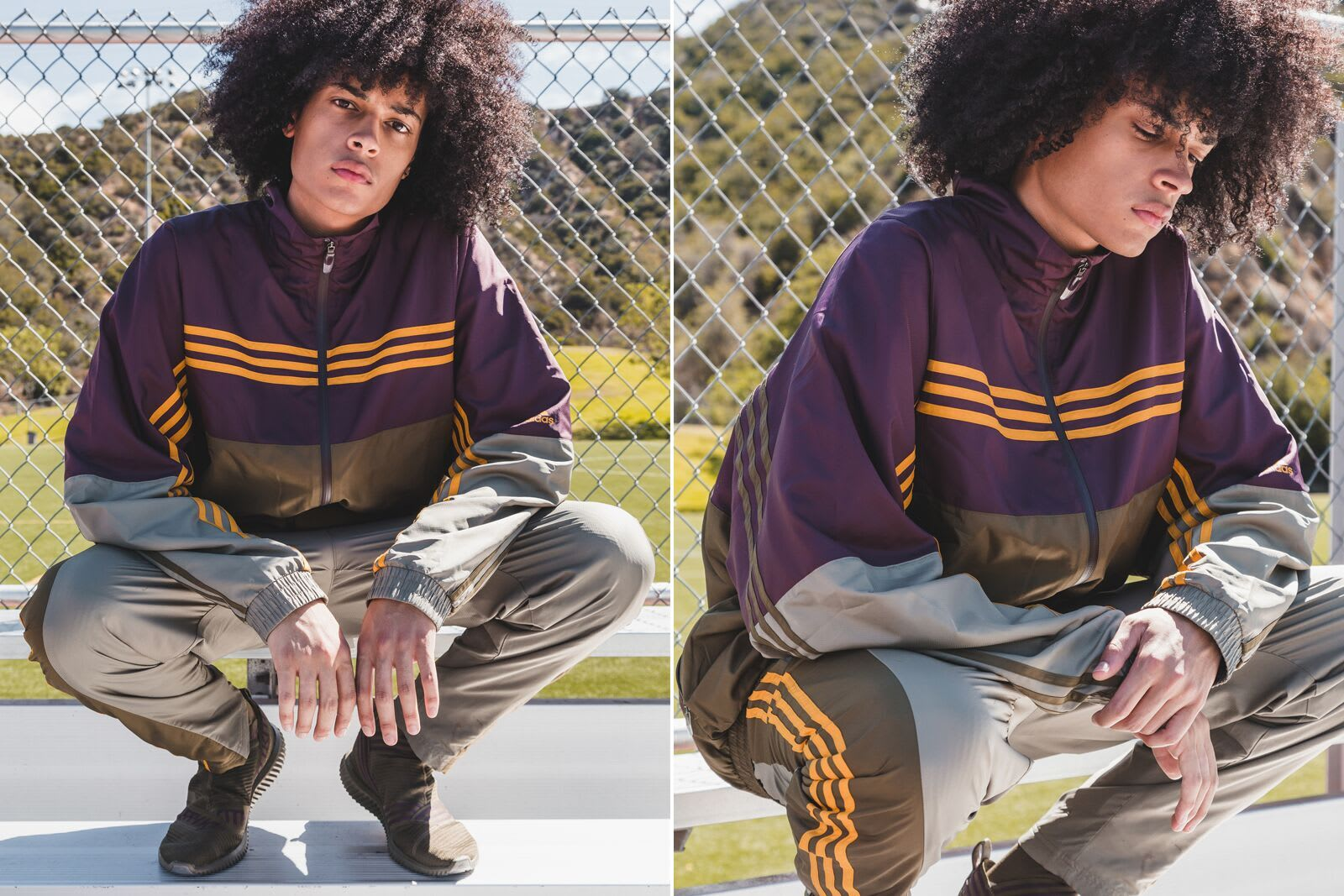 c8c7417175fb Kith and Adidas Soccer L.A. Rays Collection • Urban
