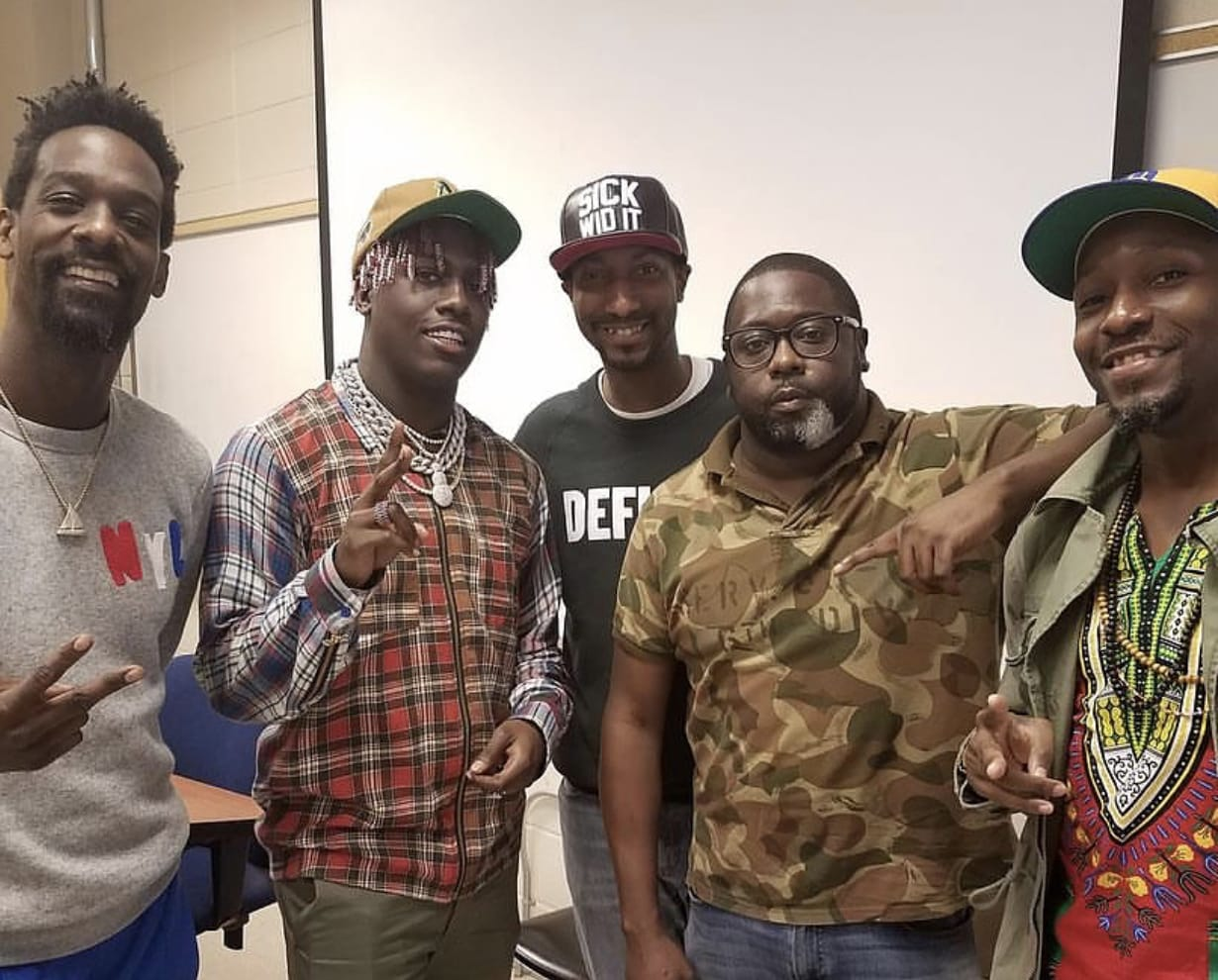What a class of journalism students learned from lil yachty lil yachty journalism class2 m4hsunfo