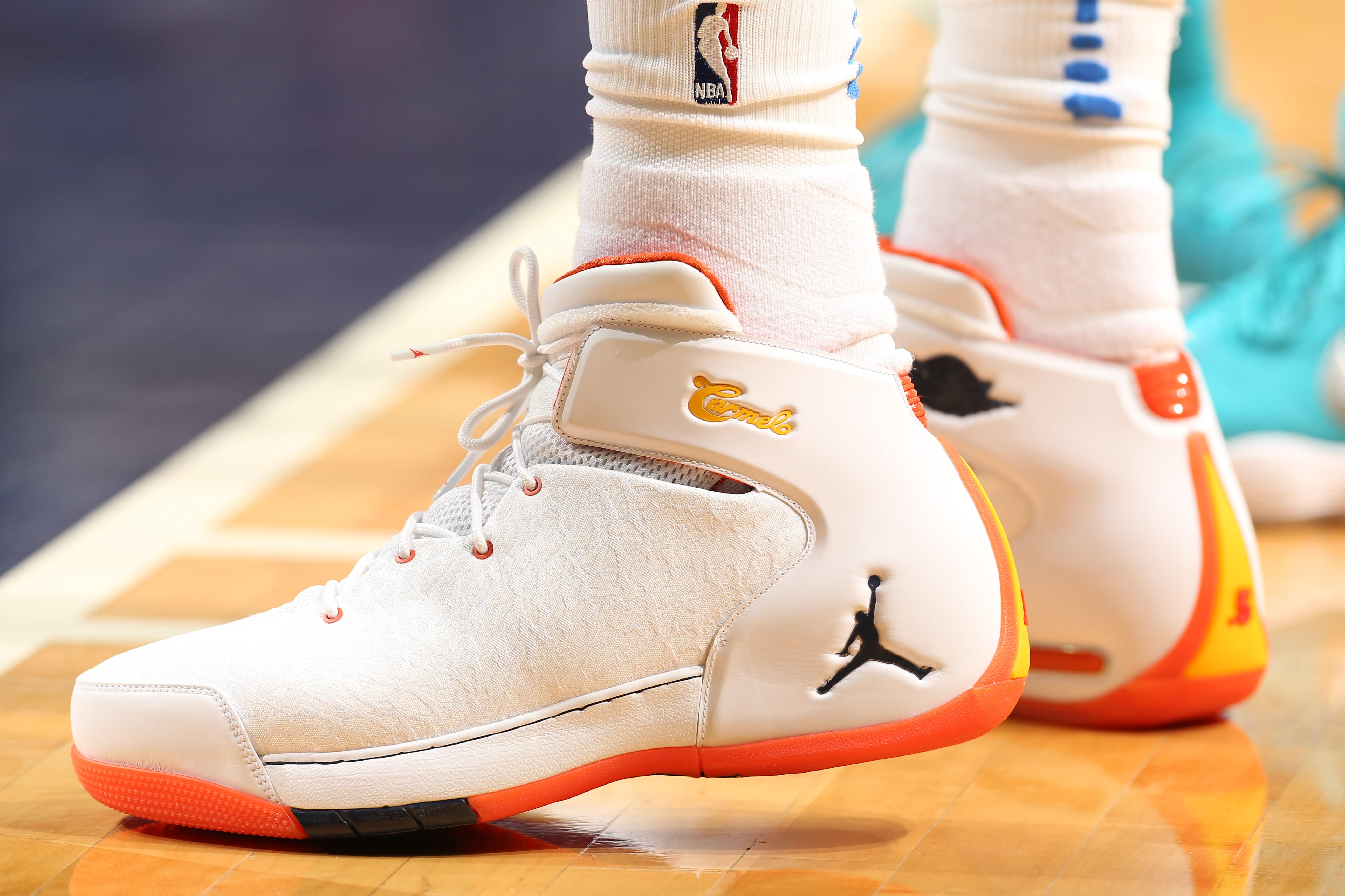 Why Jordan Brand Should Stop Making Signature Sneakers ...