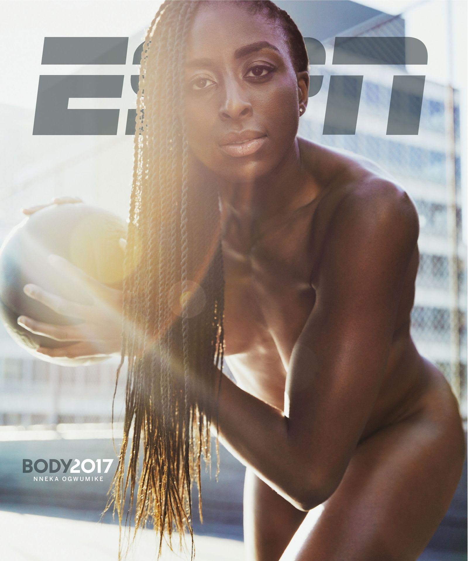 Nneka Ogumike ESPN Mag Cover