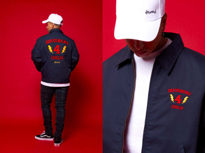 4HUNNID Clothing Fall/Winter '17 Collection