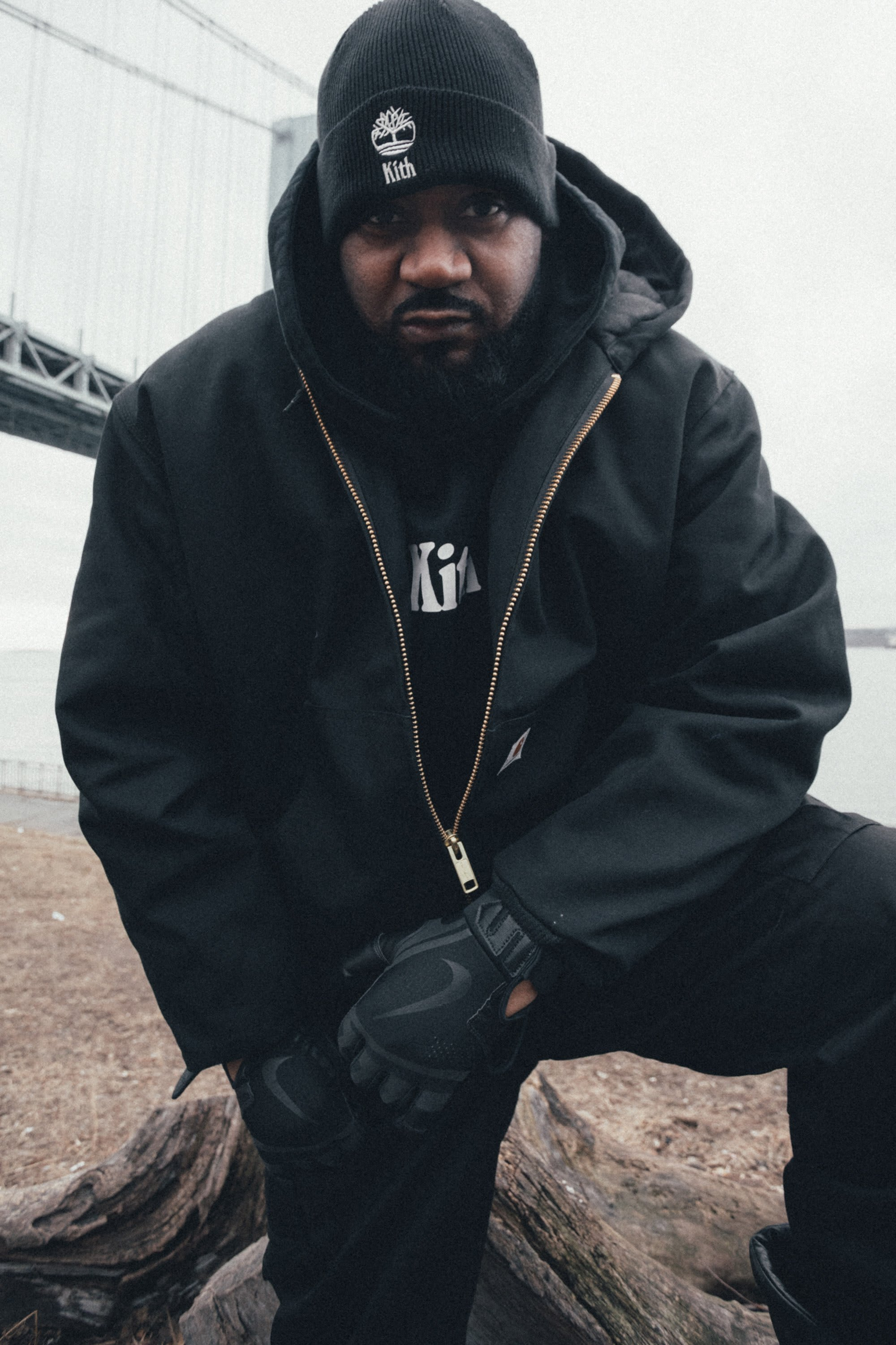 Kith x Timberland Lookbook 9