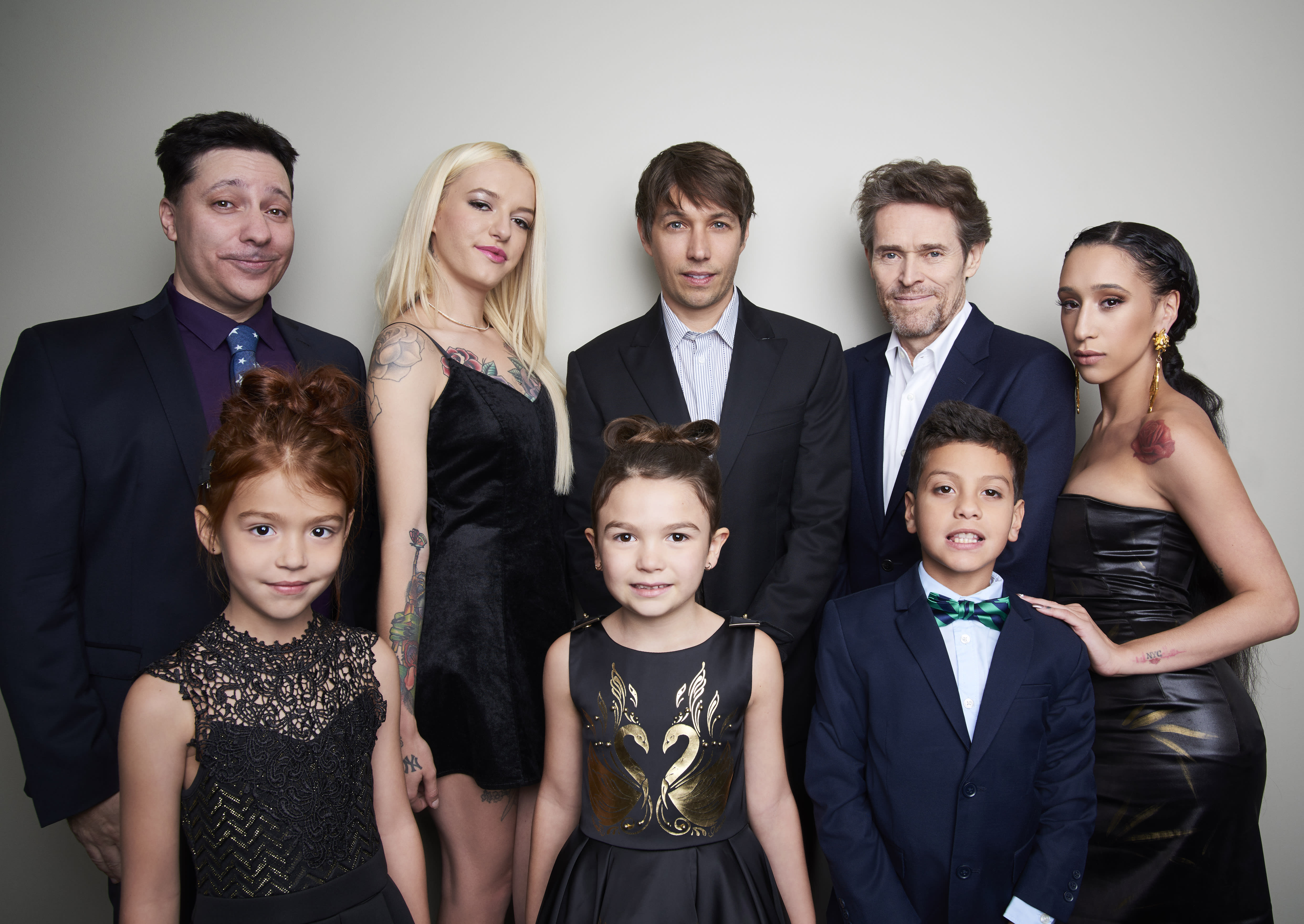 The Florida Project Cast