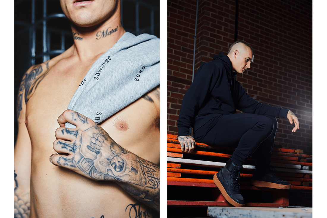 Dustin Martin for Bonds / Complex AU