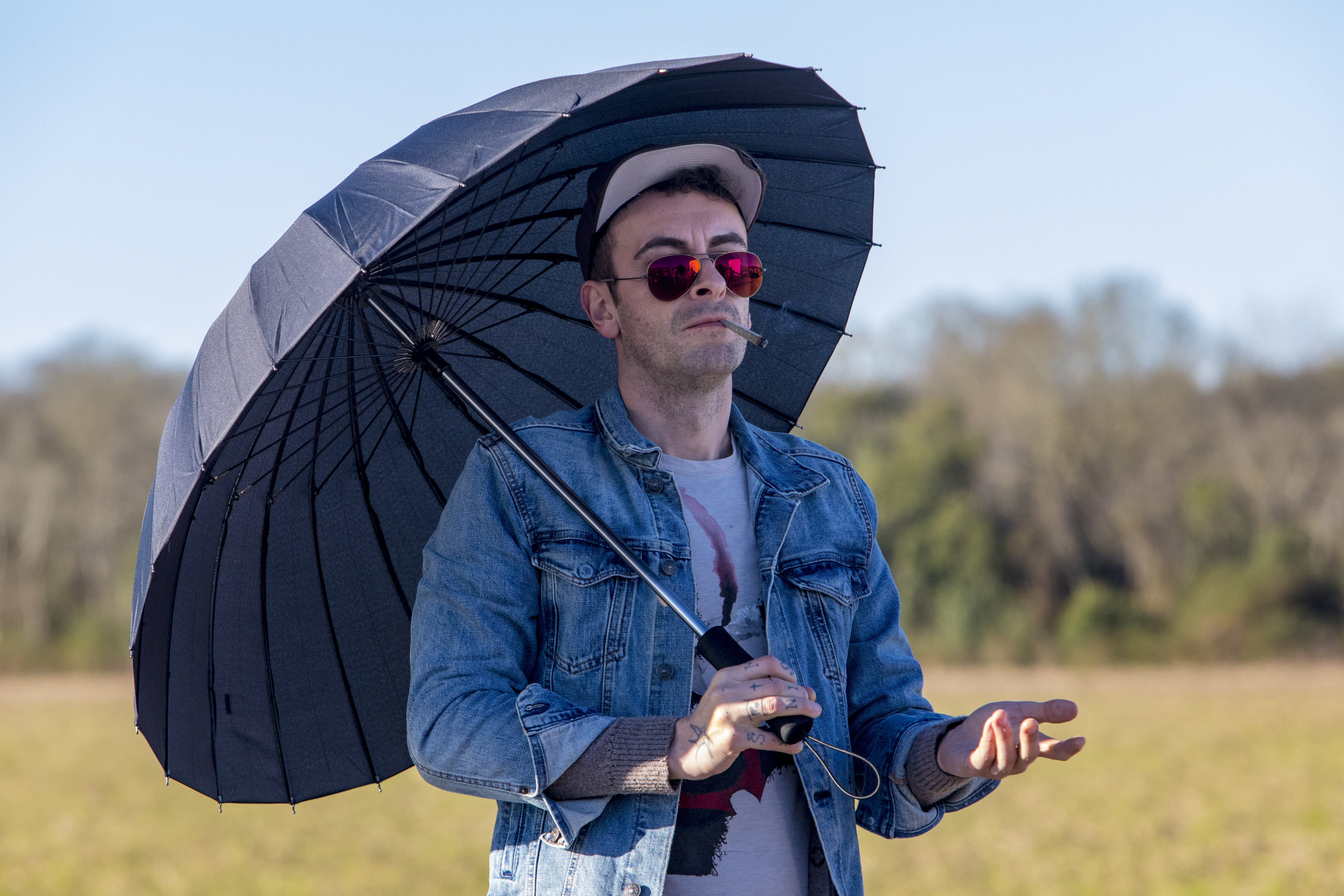 Joseph Gilgun as Cassidy in 'Preacher' season 2