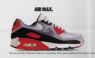 Nike Air Max - 1990 advertisement