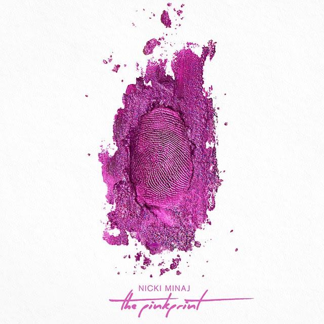 Nicki Minaj's 'The Pinkprint' album cover
