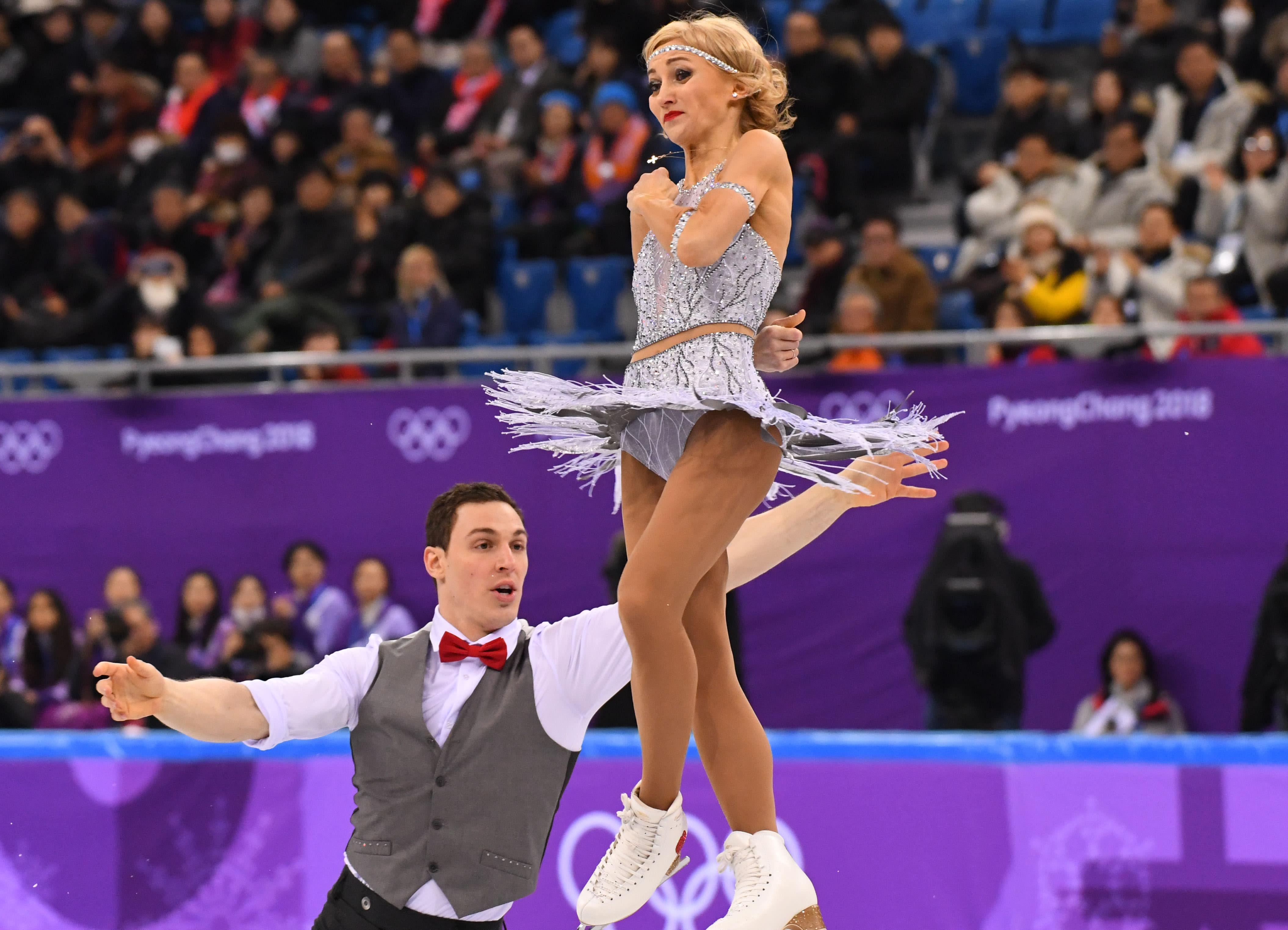 Pairs Figure Skating 2018 Pyeongchang 2018 Olympics