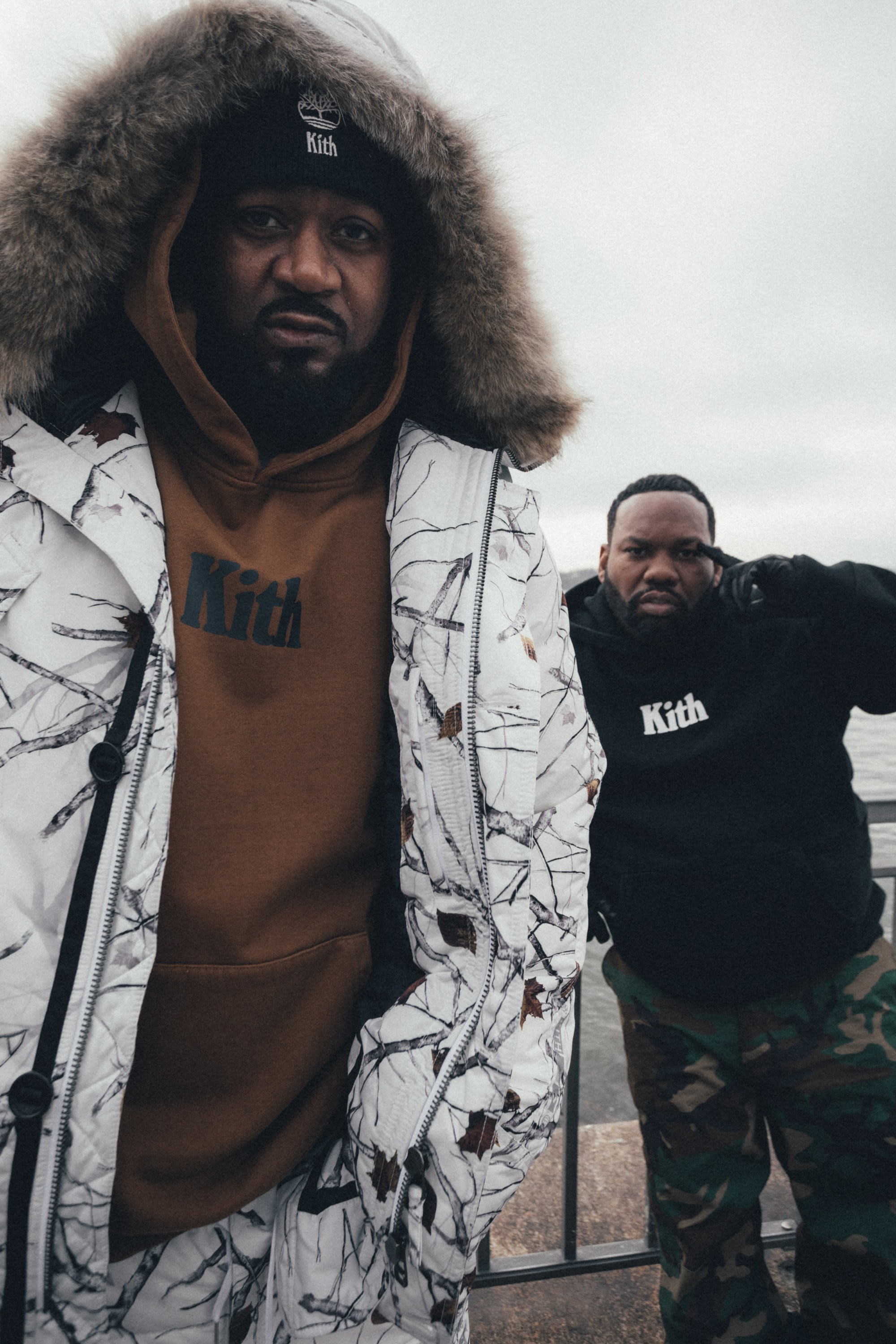 Kith x Timberland Lookbook 4