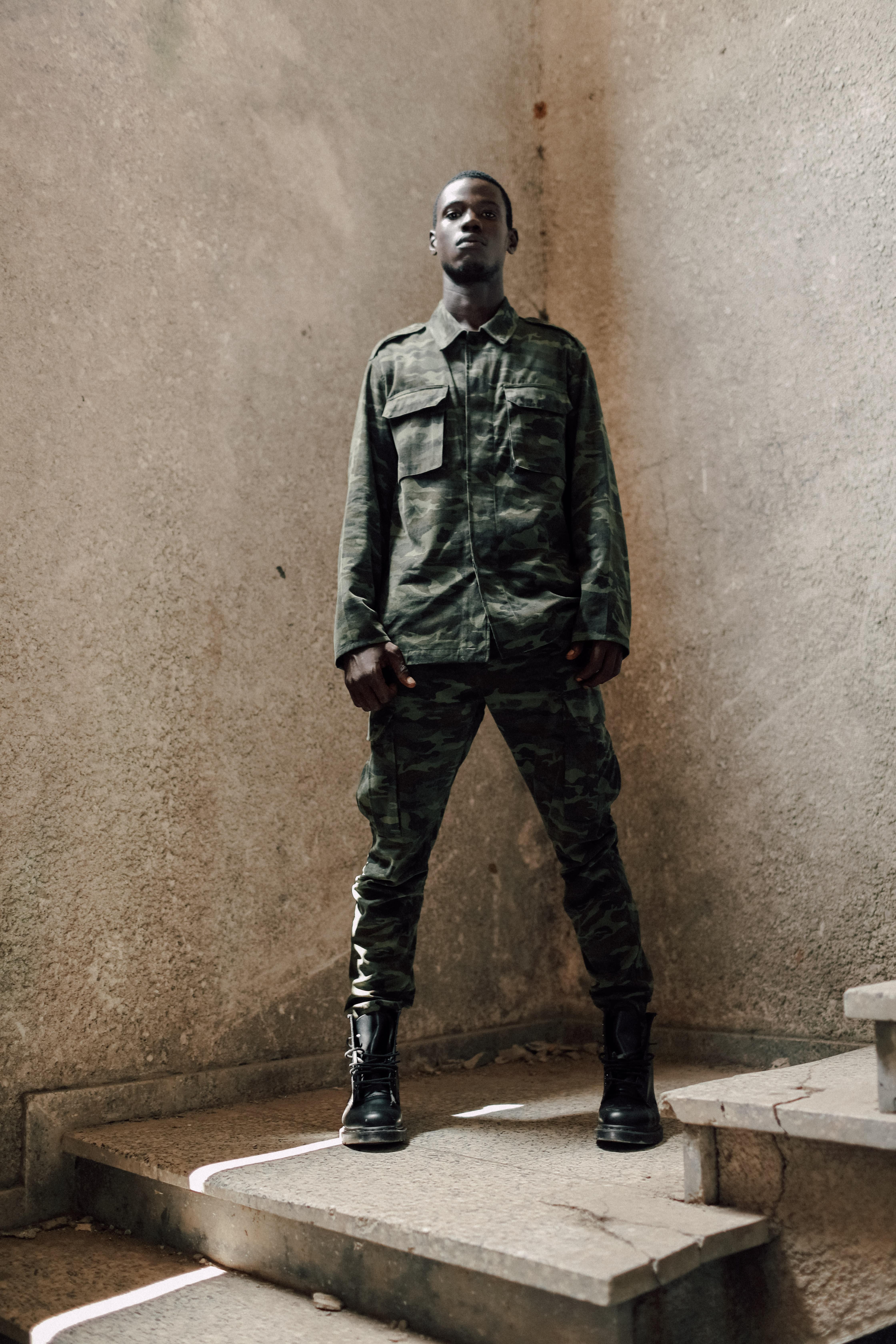 ASAP Ferg Traplord x Uniform collaboration