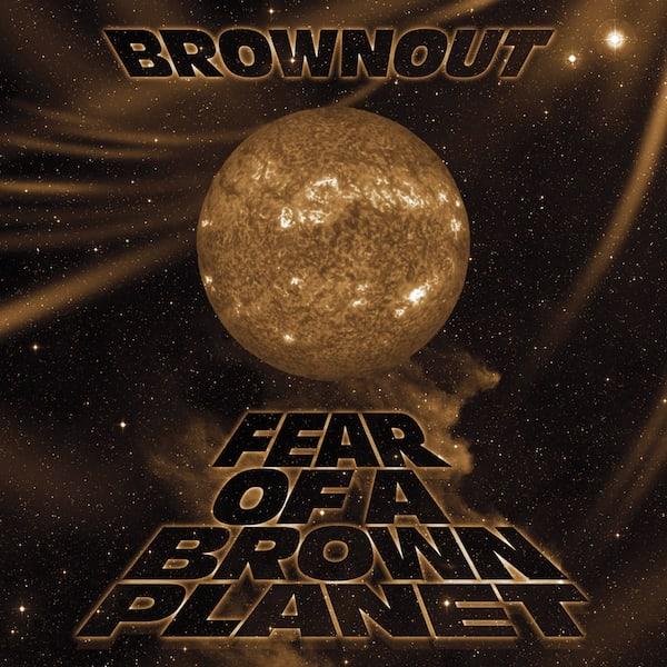 brownout album cover