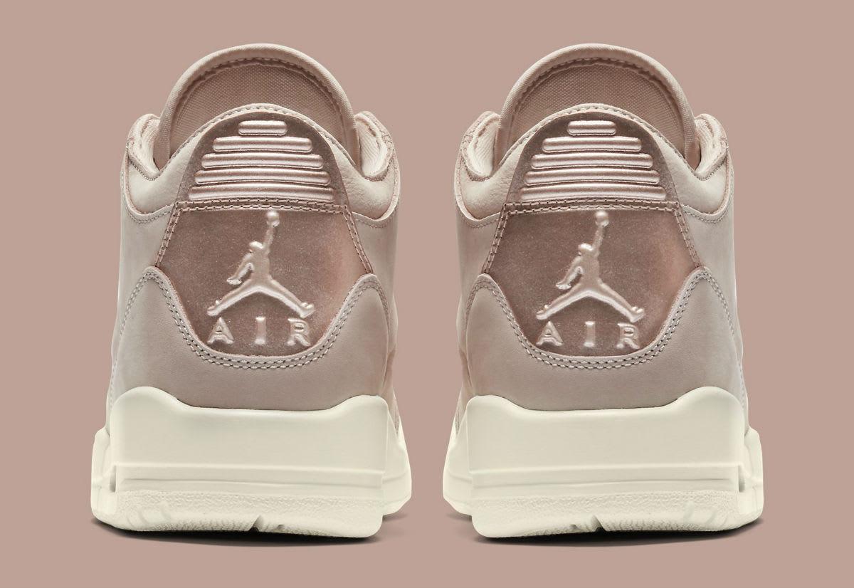 ... Image via Nike Air Jordan 3 III Particle Beige Release Date AH7859-205  Heel price  Get your pair of the Womens ... 37b2dd9b0