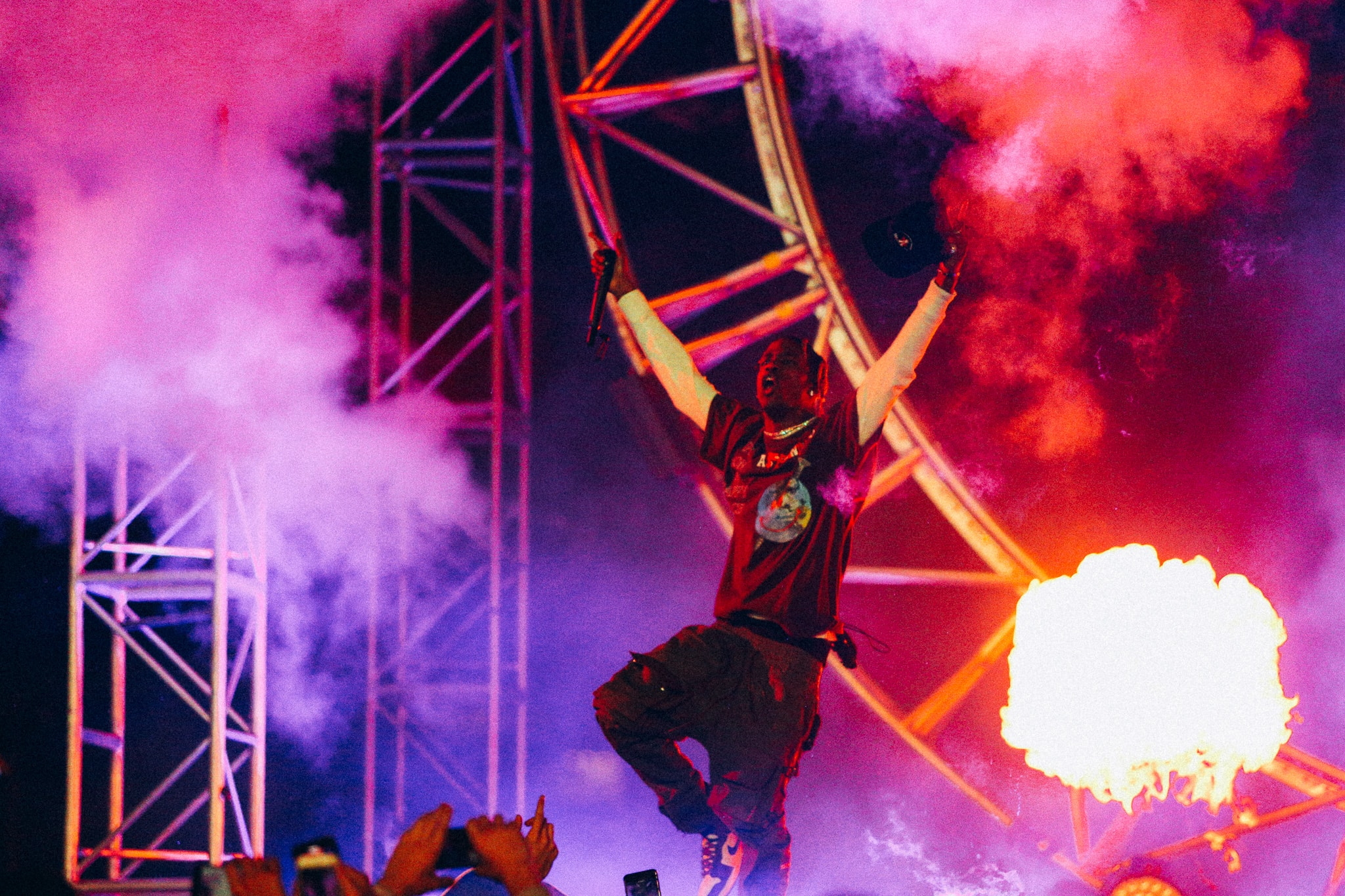 The Astroworld Experience Travis Scott S Ode To Houston Complex