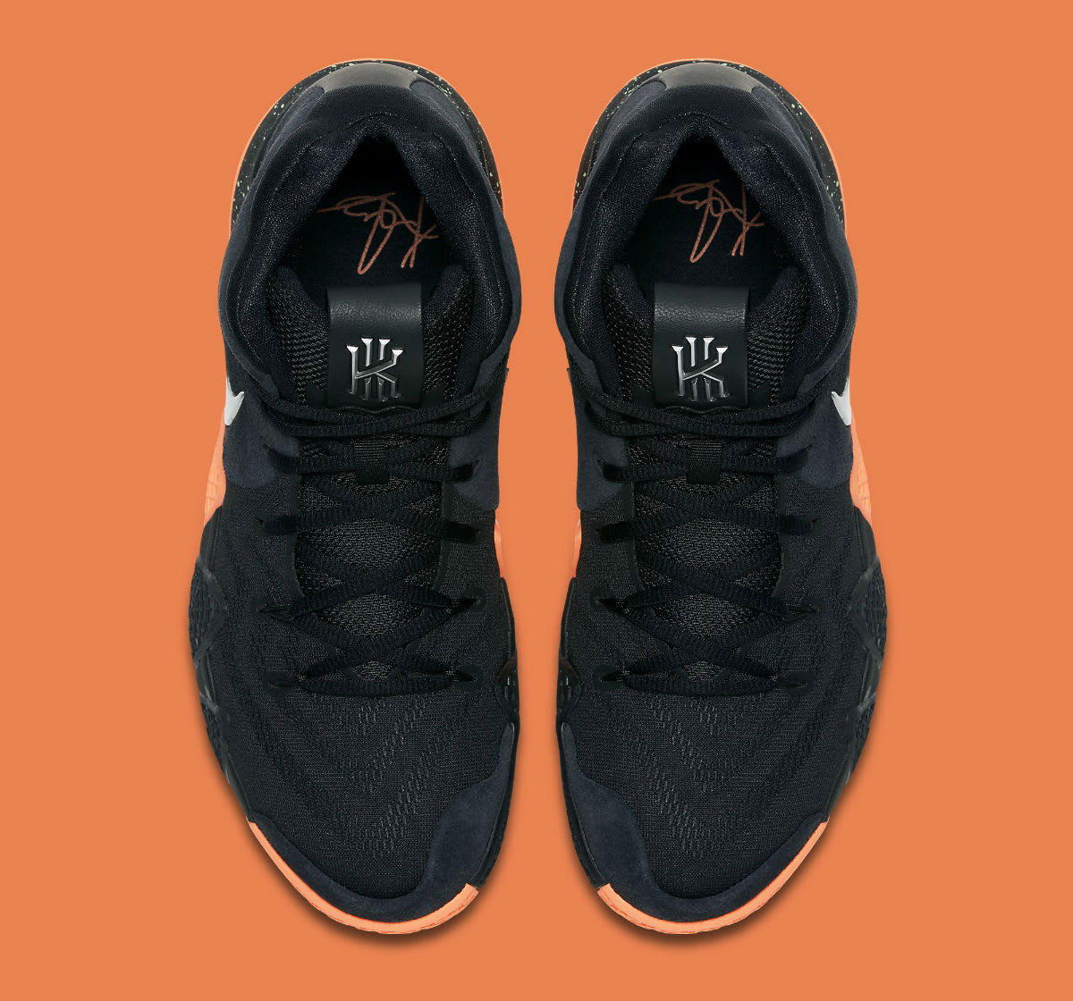 a160f450247 ... mens irving 943806 010 0ea5b 5918c  greece nike kyrie 4 black silver  orange release date 943806 010 top 20420 4d485