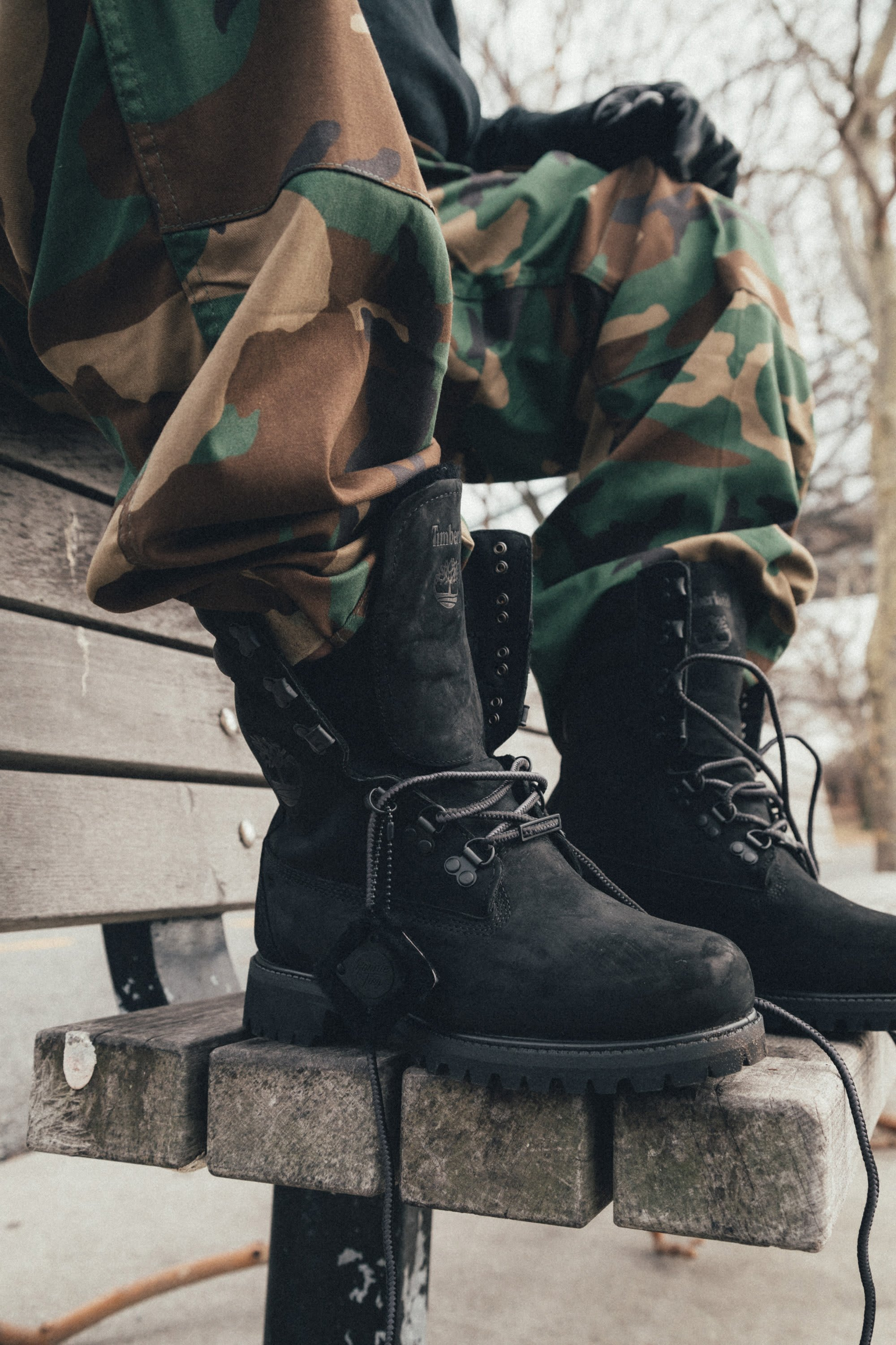 Kith x Timberland Lookbook 7