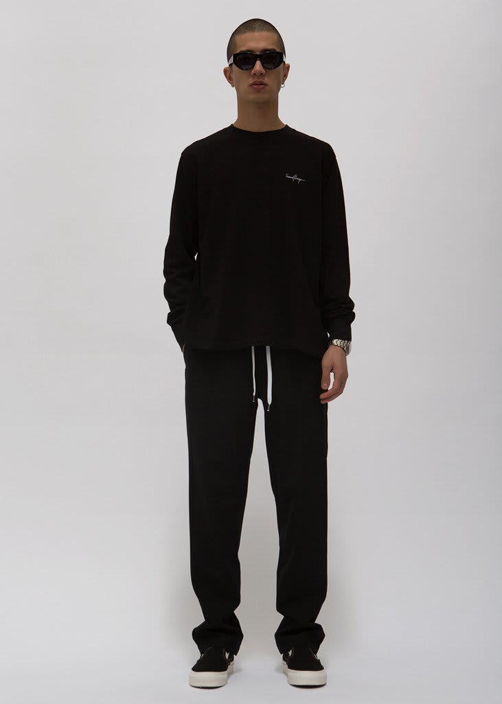 Second/Layer long sleeve tee
