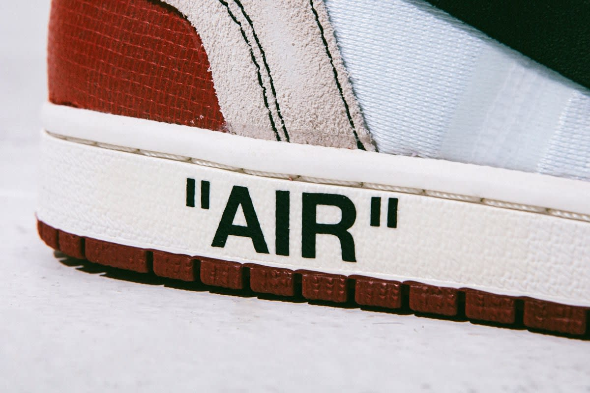 Off White X Air Jordan 1 Detail Aa3834 101 8