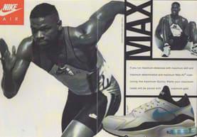 Nike Air Max - 1993 advertisement
