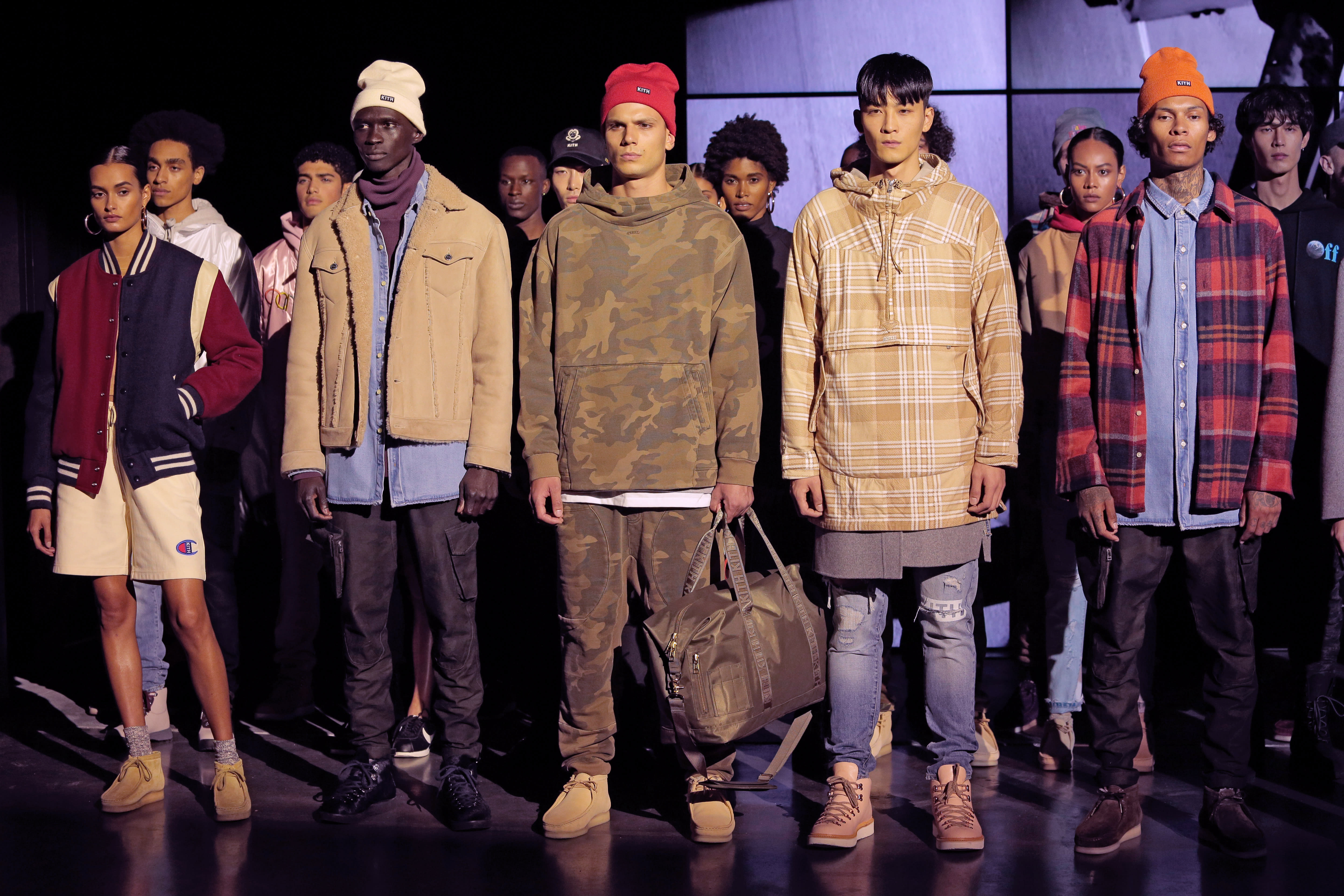 Kith Spring/Summer 2018 Fashion Show