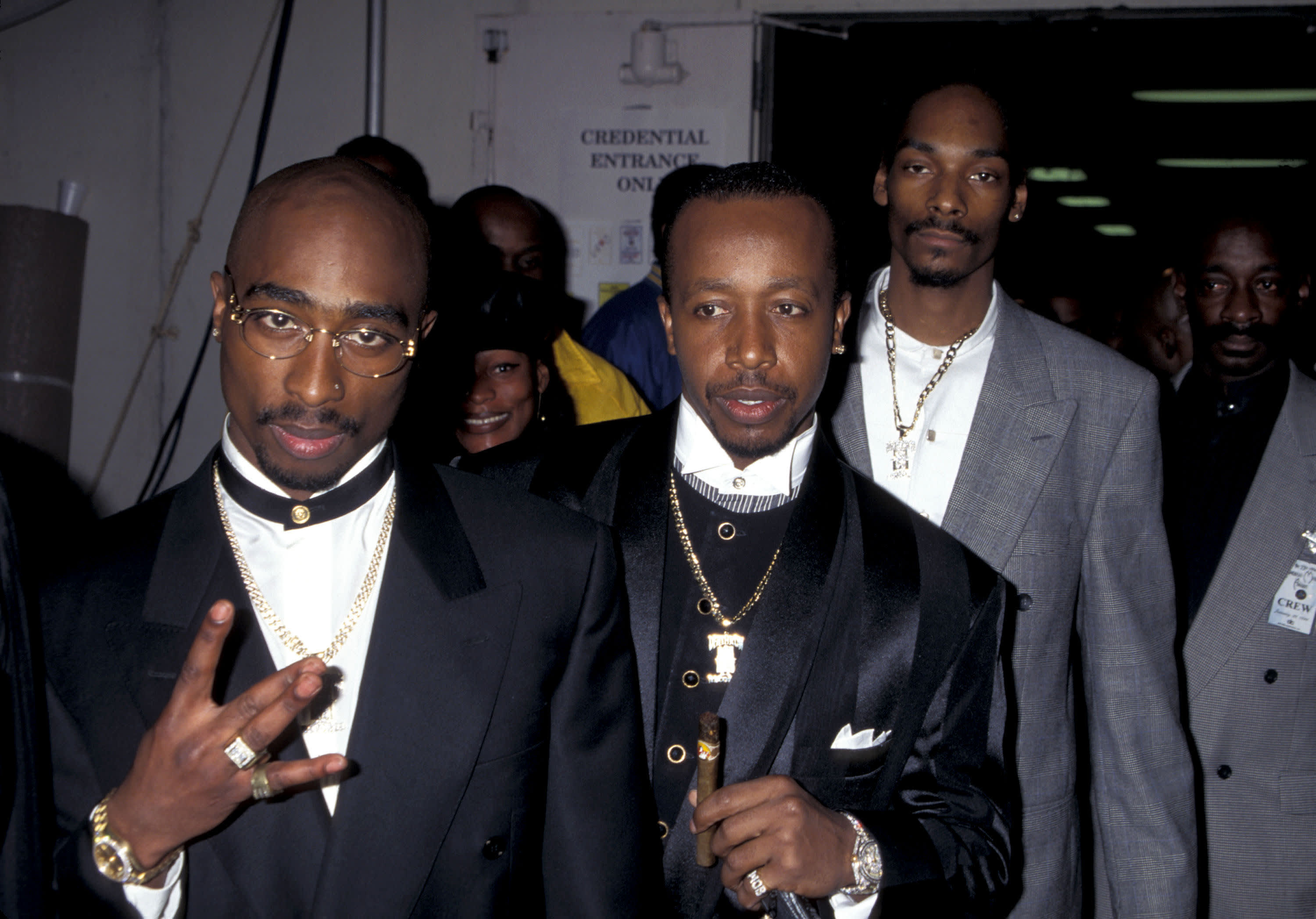 Tupac, Hammer, Snoop