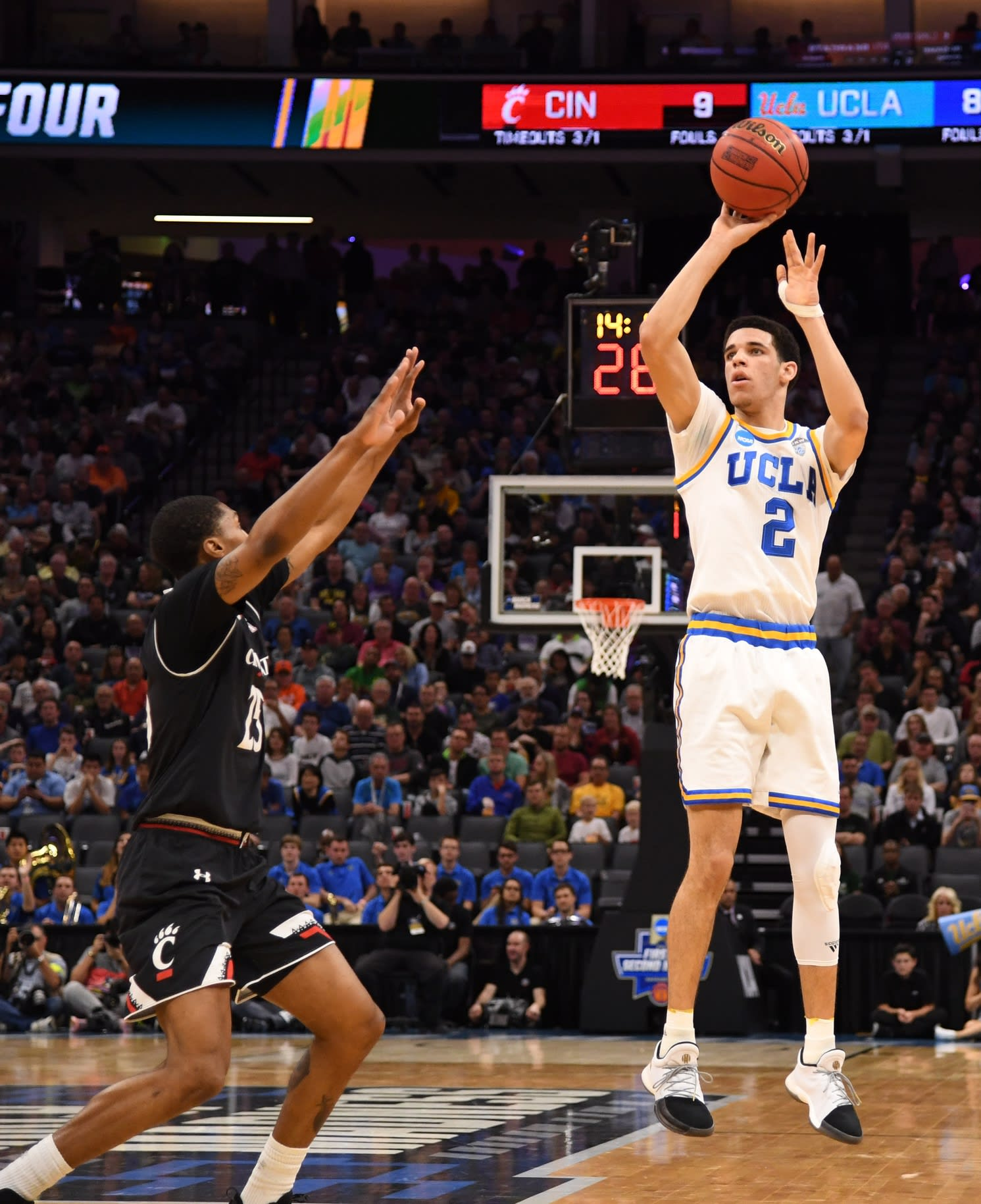Lonzo Ball NCAA Tournament