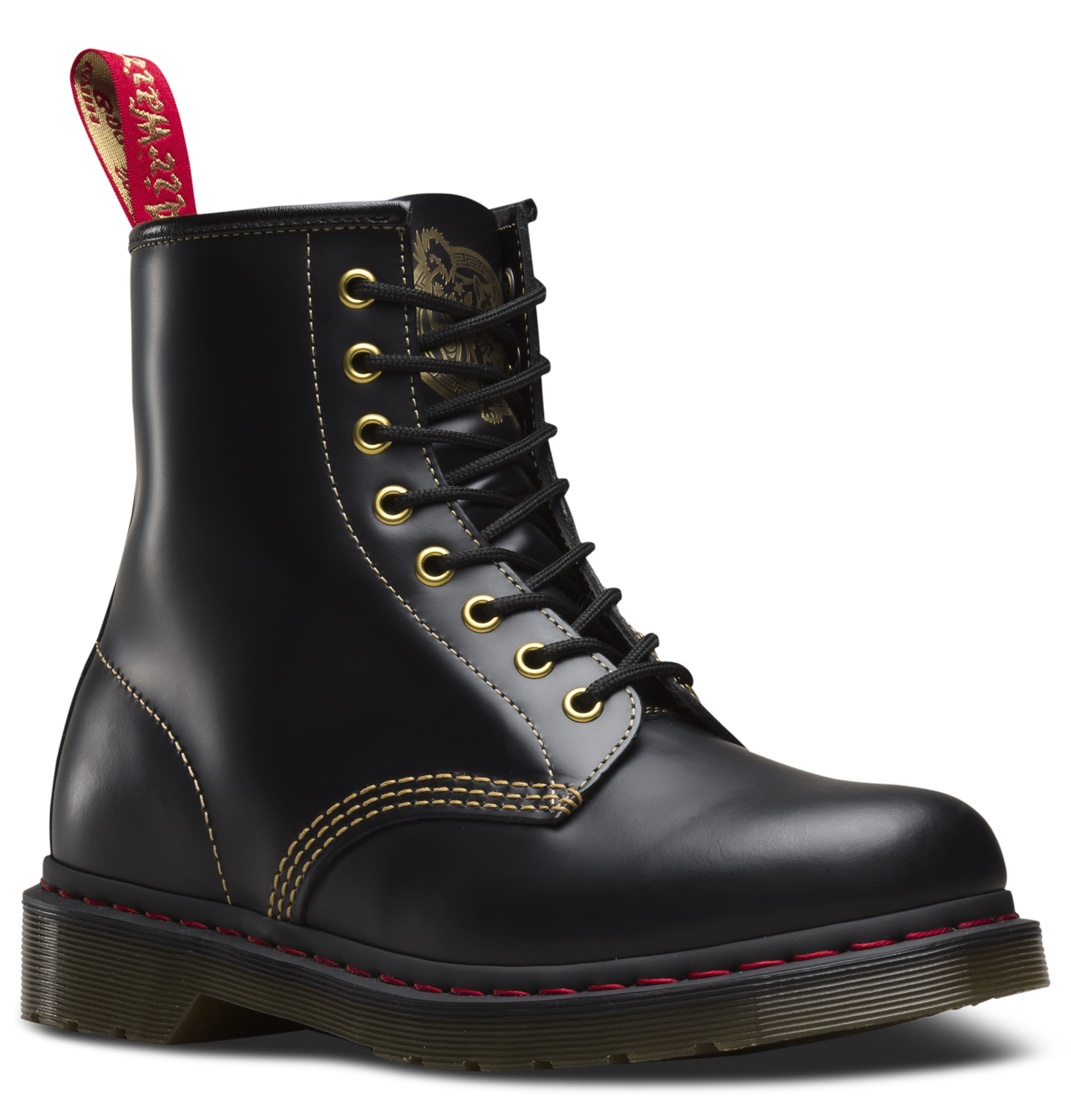 Dr Martens Commemorate Year Of The Dog With A Limited